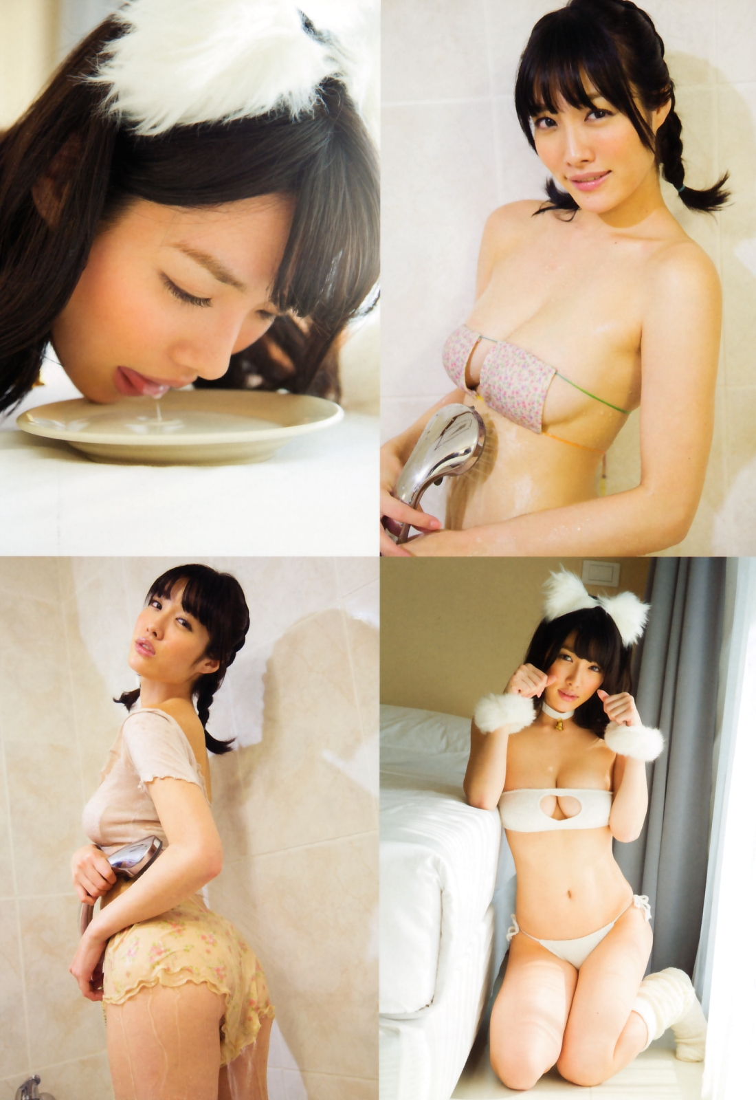 Its soft and makes you want to touch it Anna Konno 069