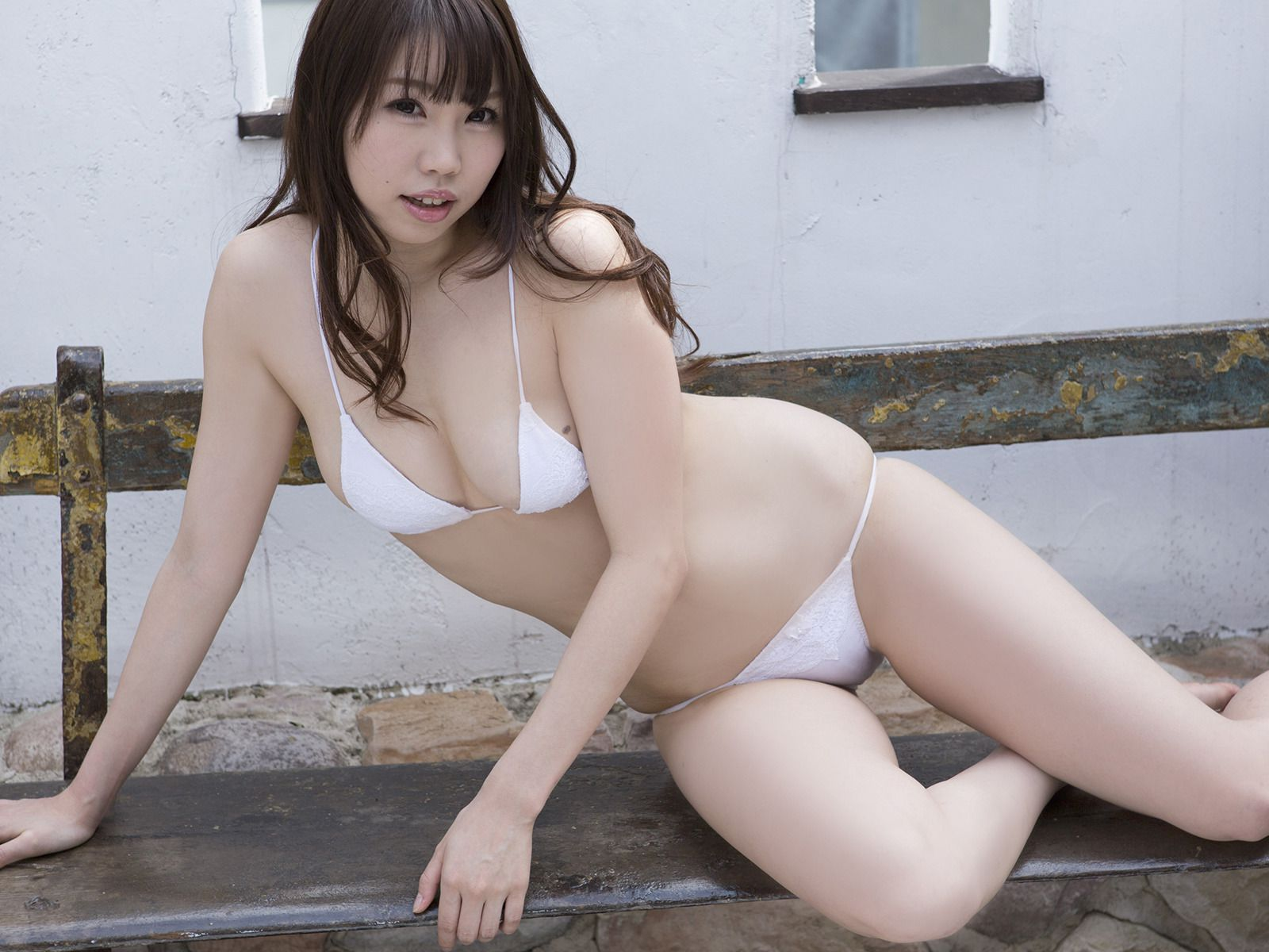 Mai Tsukamoto is naturally energized by the ample G breast005