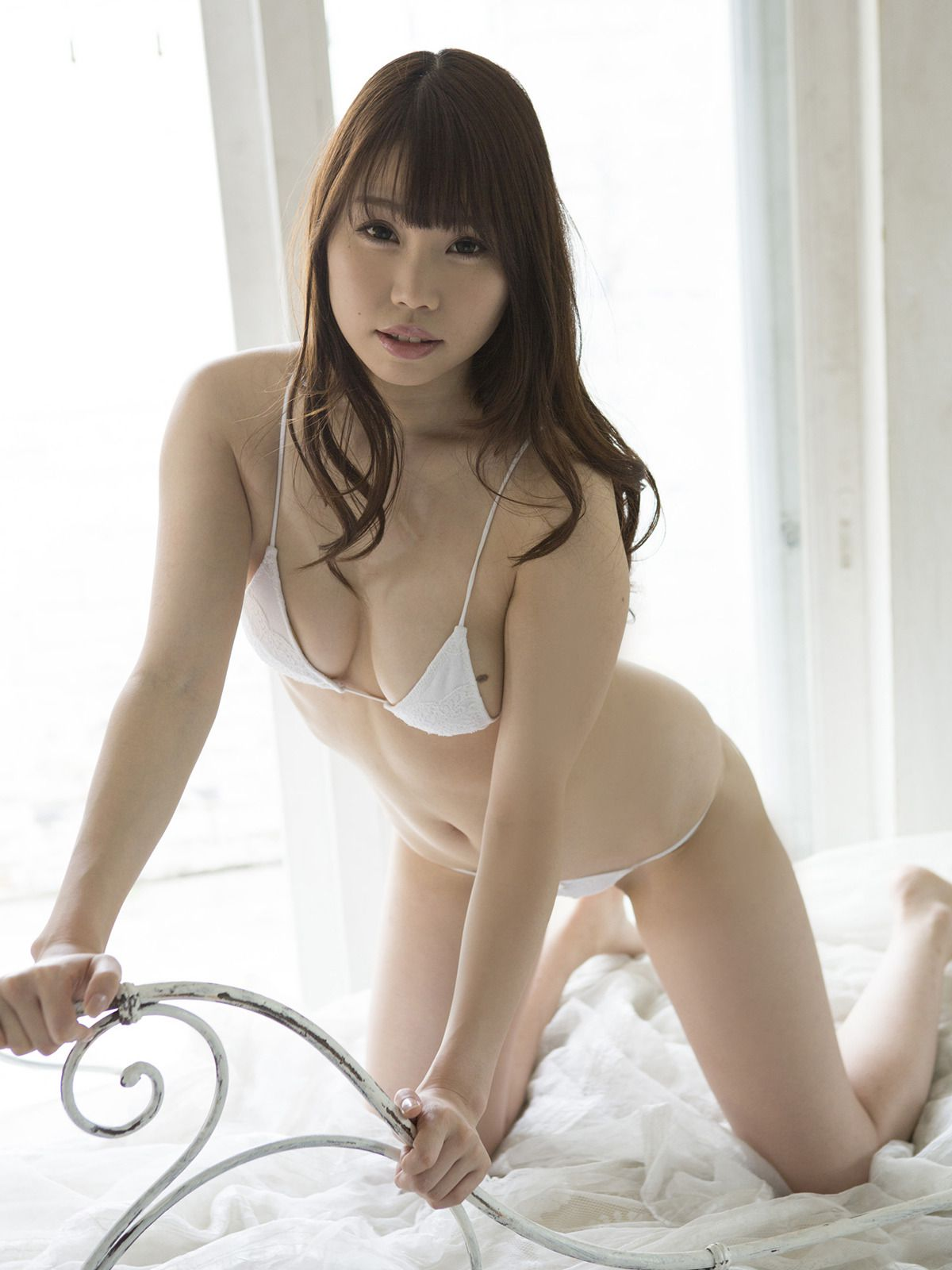 Mai Tsukamoto is naturally energized by the ample G breast006