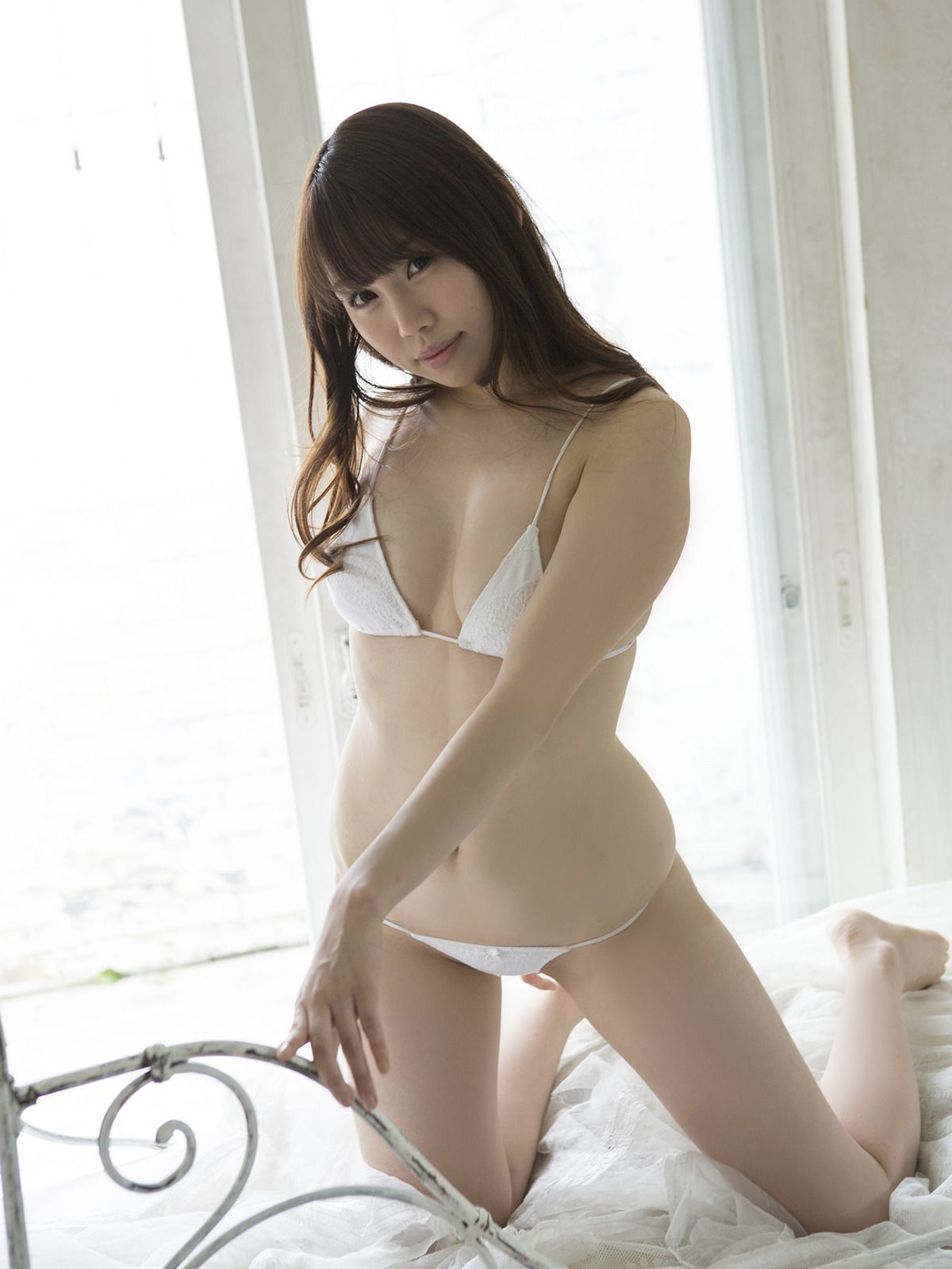 Mai Tsukamoto is naturally energized by the ample G breast007