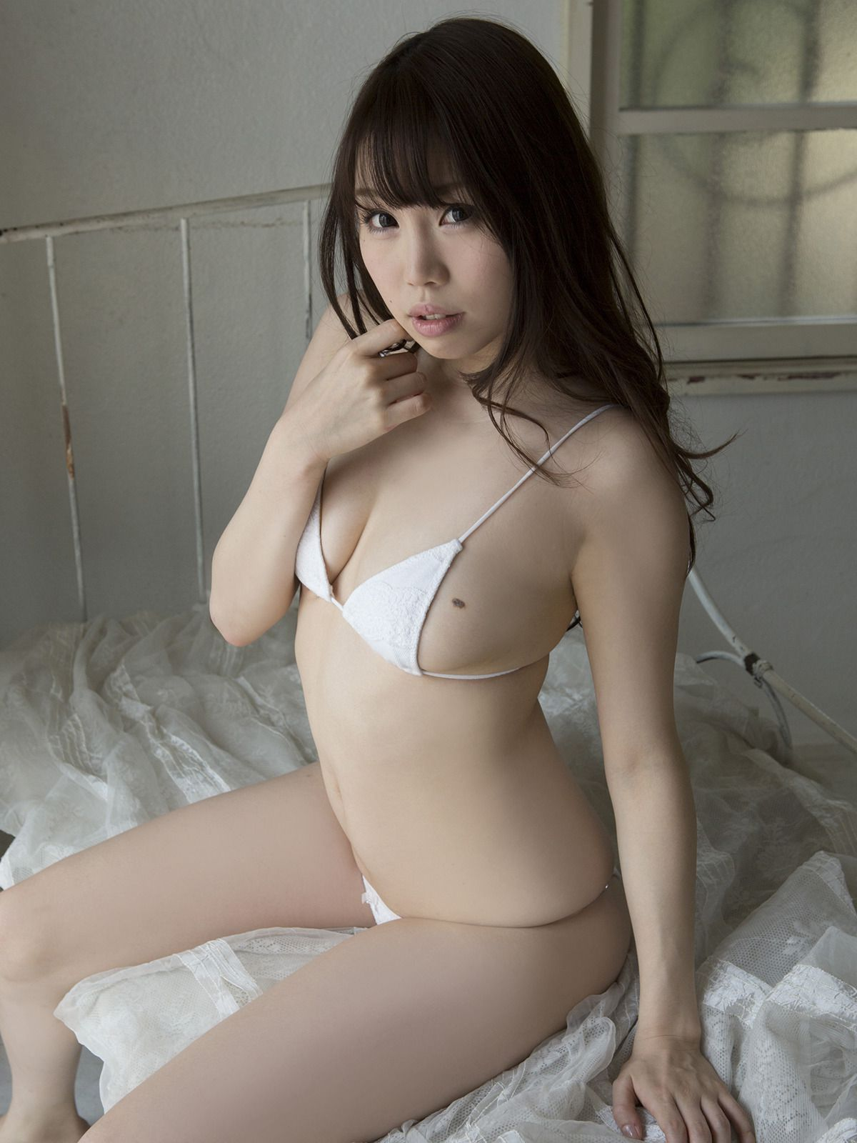 Mai Tsukamoto is naturally energized by the ample G breast009