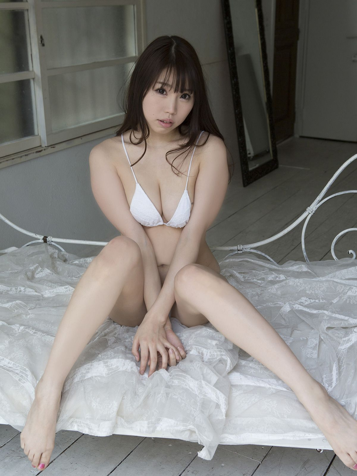 Mai Tsukamoto is naturally energized by the ample G breast011