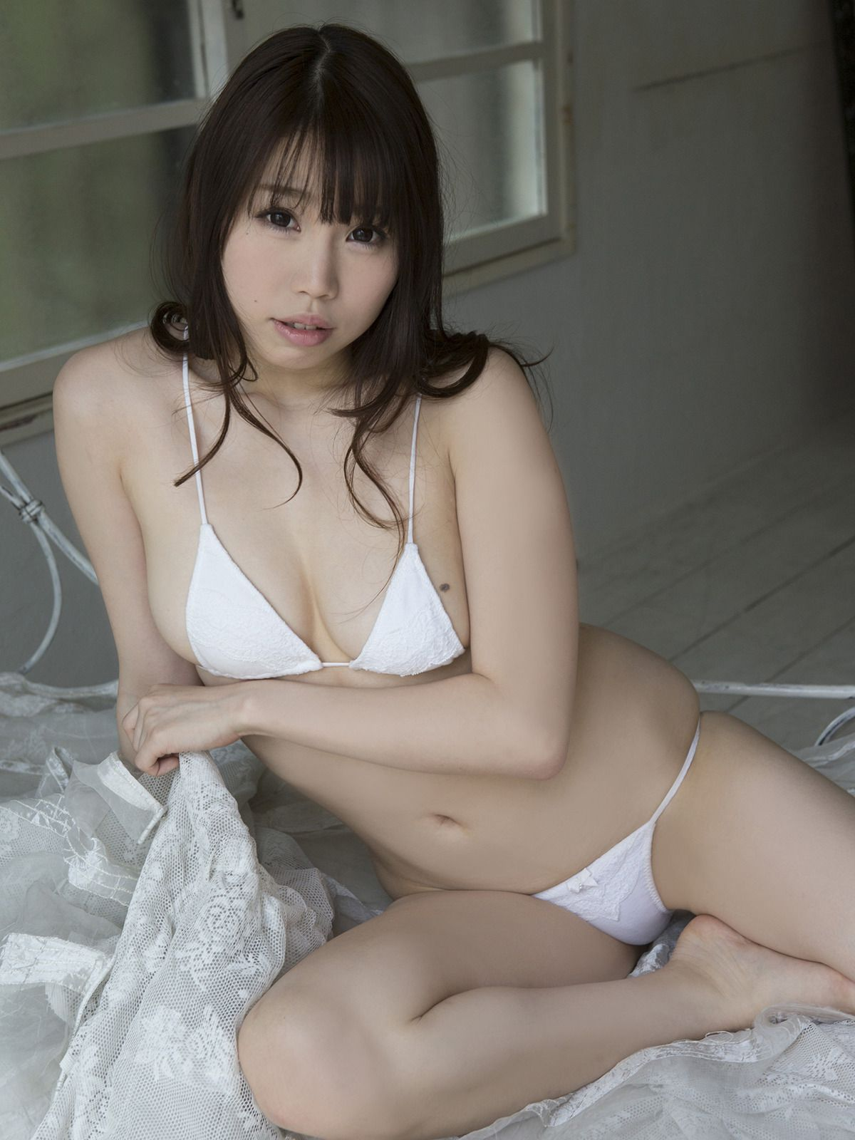 Mai Tsukamoto is naturally energized by the ample G breast012