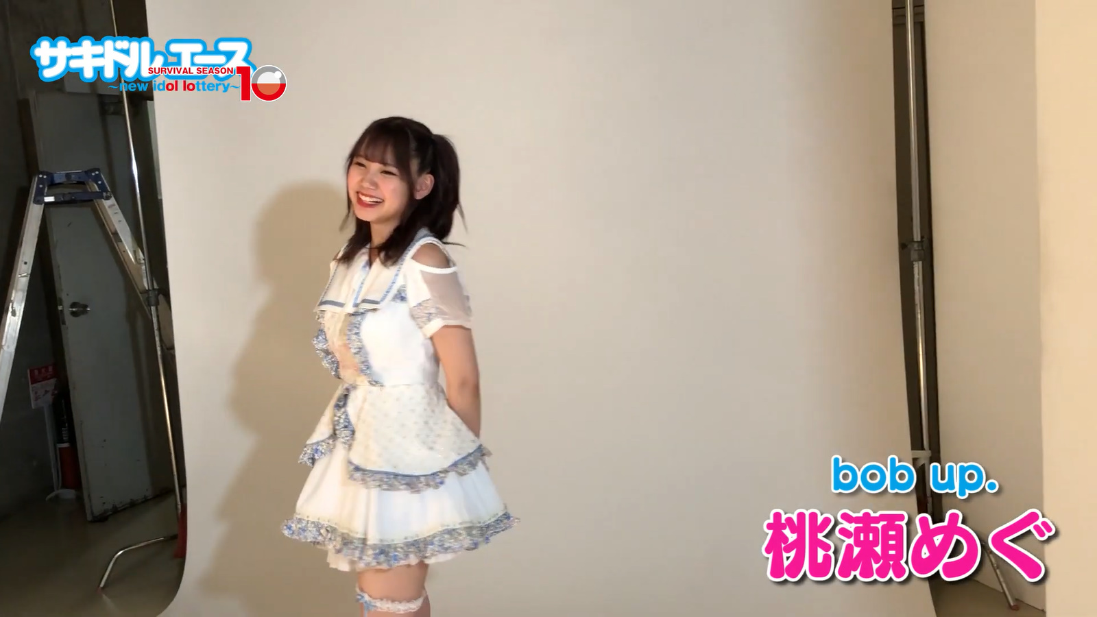 Sakidol Ace 10 Introduction Movie Capture of Swimsuit179