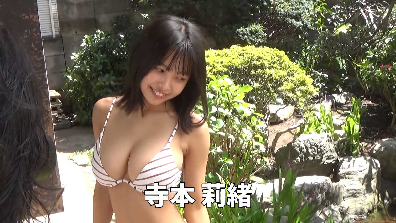 The gravure that makes all Japan cheer up Rio Teramoto 005