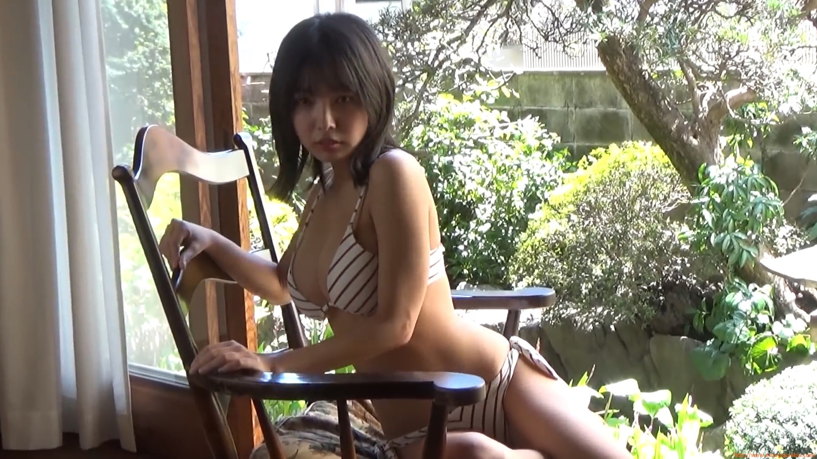 The gravure that makes all Japan cheer up Rio Teramoto 016