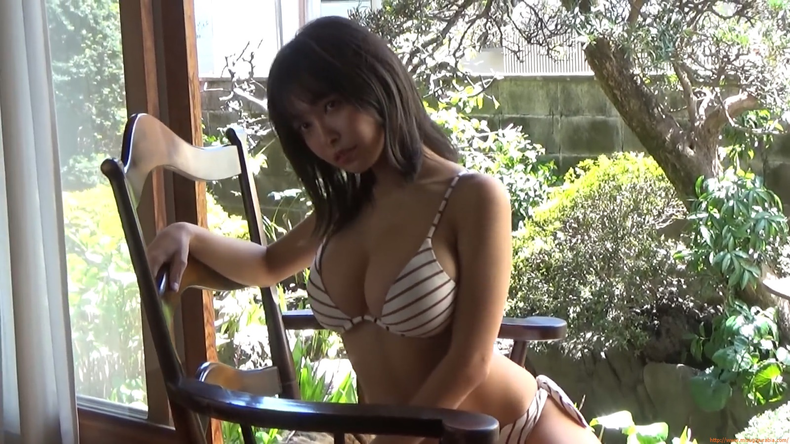 The gravure that makes all Japan cheer up Rio Teramoto 019