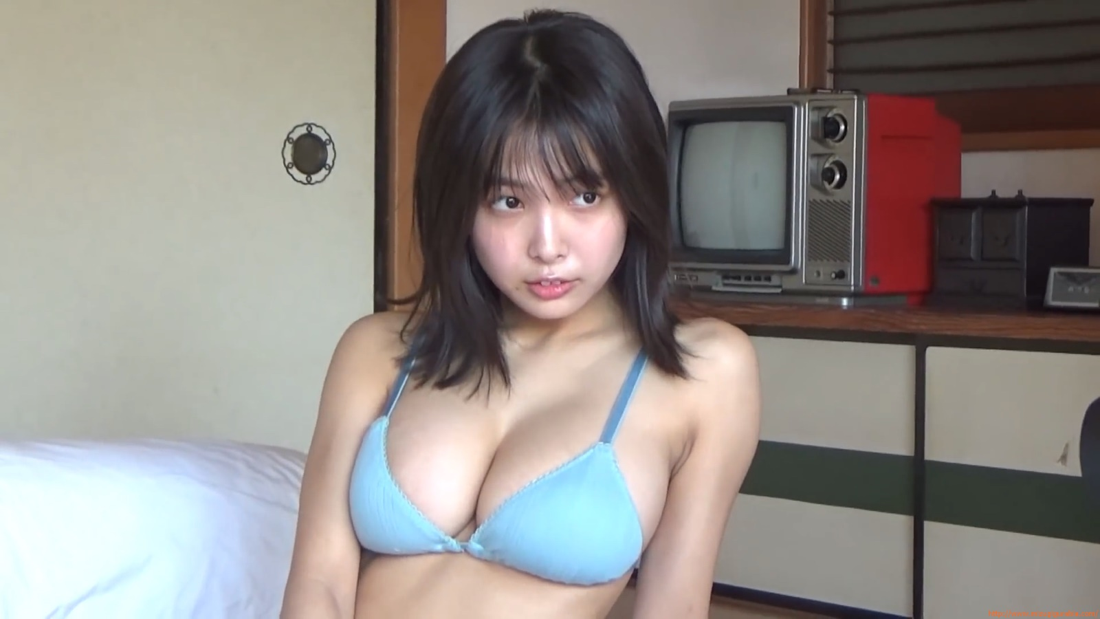 The gravure that makes all Japan cheer up Rio Teramoto 039