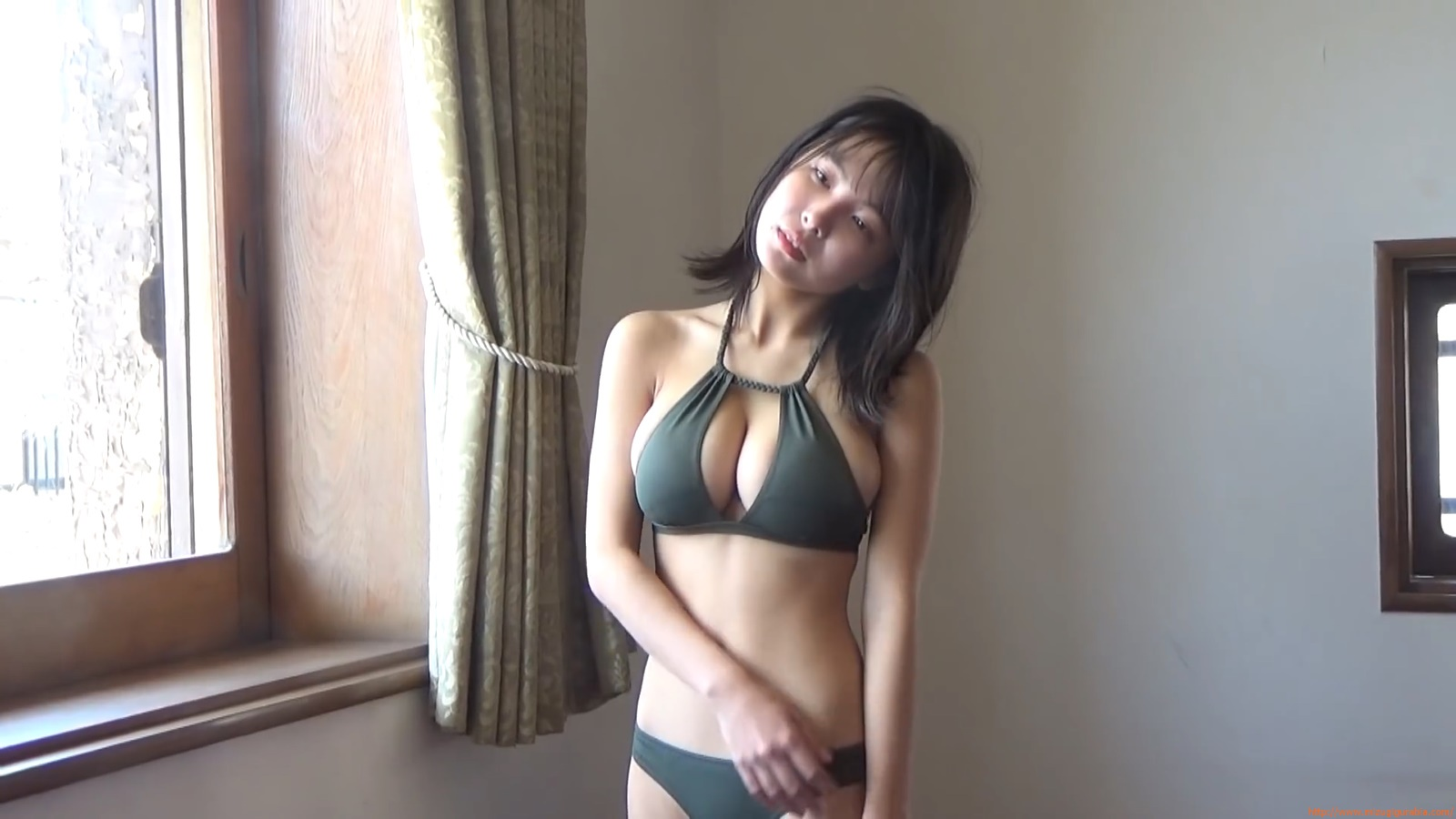 The gravure that makes all Japan cheer up Rio Teramoto 048