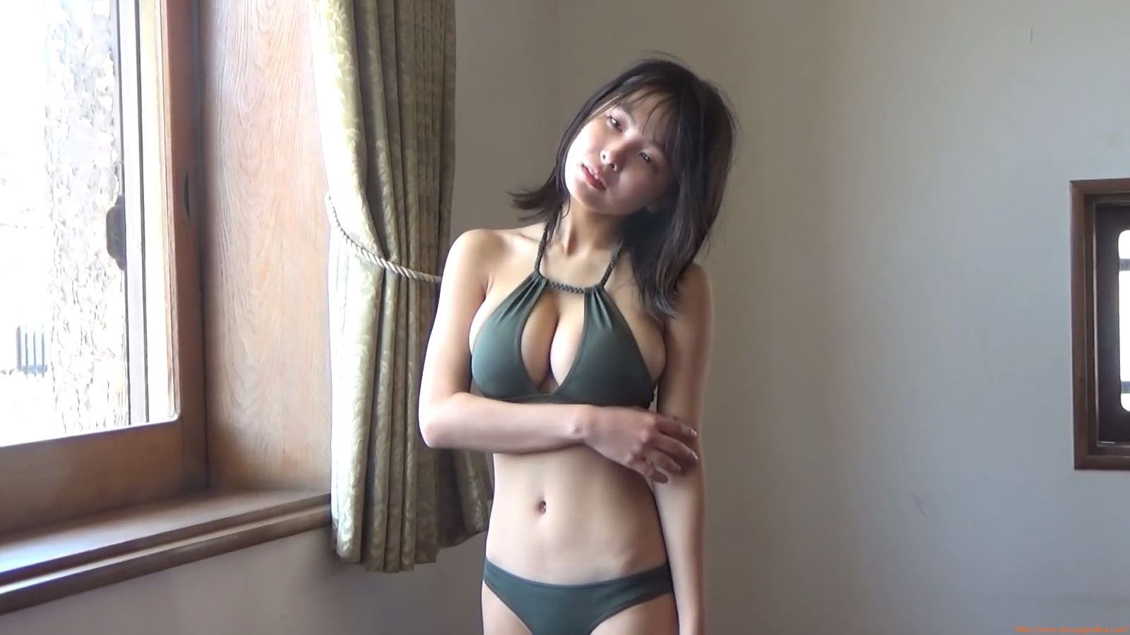 The gravure that makes all Japan cheer up Rio Teramoto 049