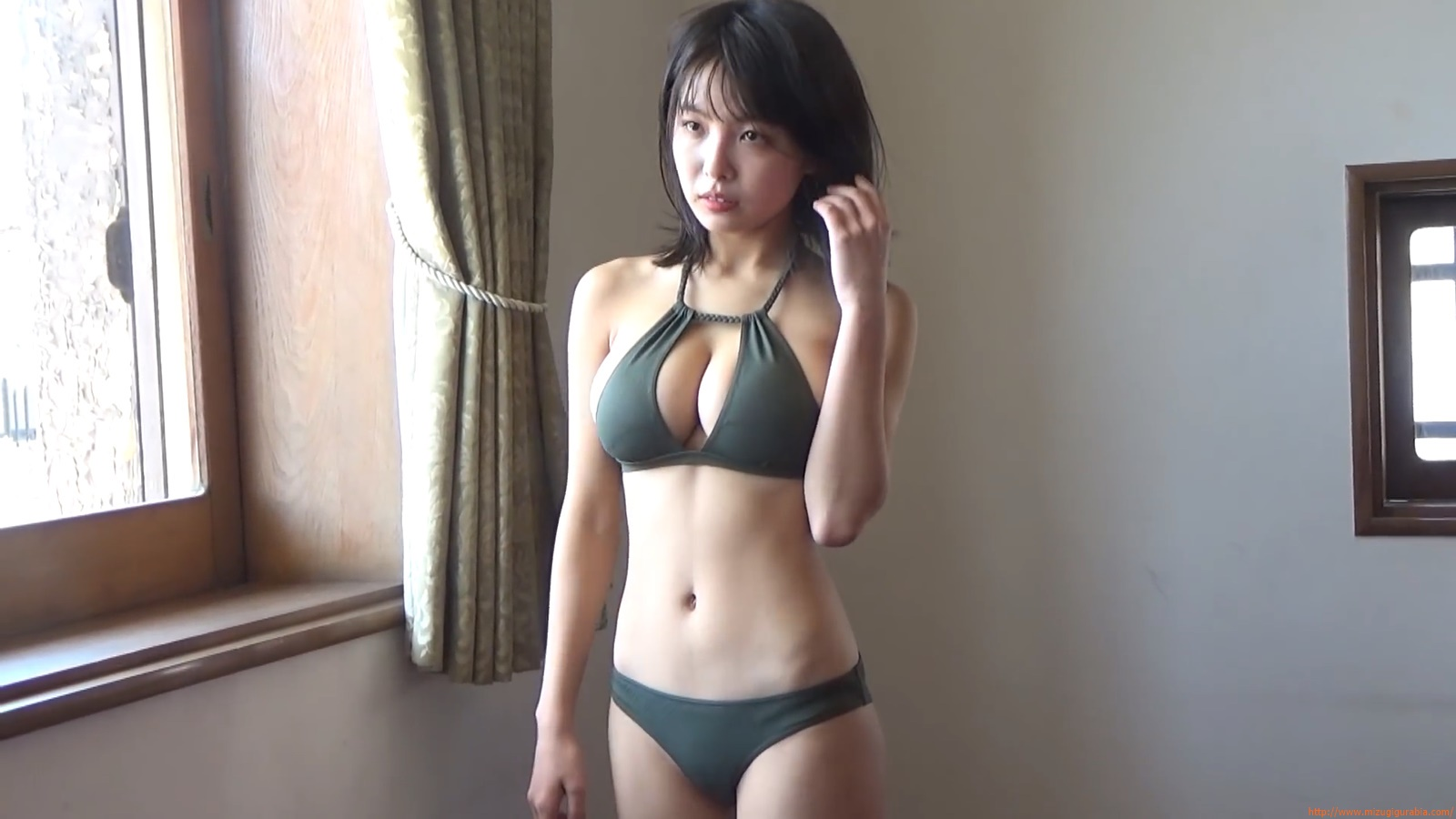 The gravure that makes all Japan cheer up Rio Teramoto 051