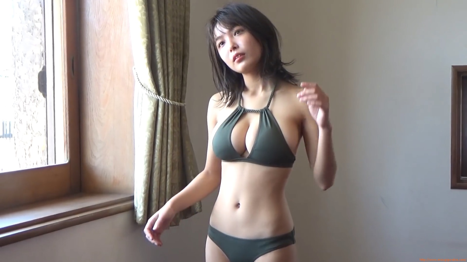 The gravure that makes all Japan cheer up Rio Teramoto 053
