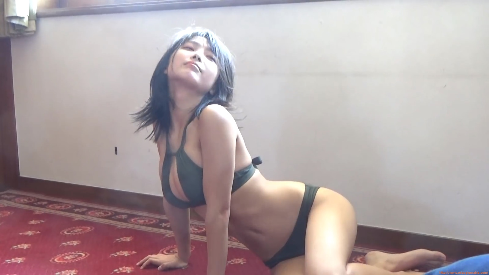 The gravure that makes all Japan cheer up Rio Teramoto 056