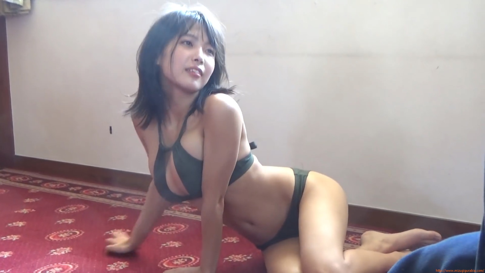 The gravure that makes all Japan cheer up Rio Teramoto 057