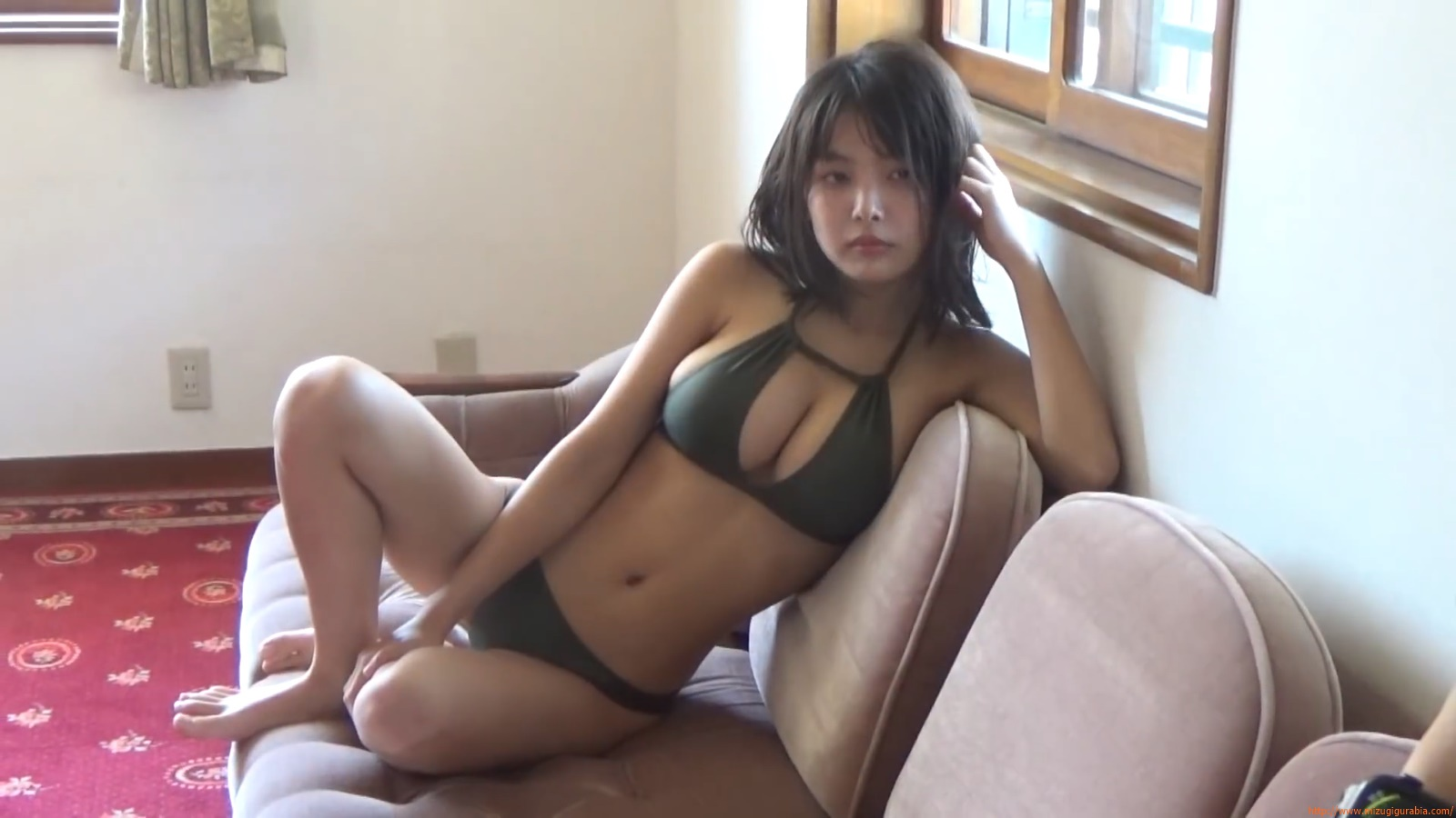The gravure that makes all Japan cheer up Rio Teramoto 067
