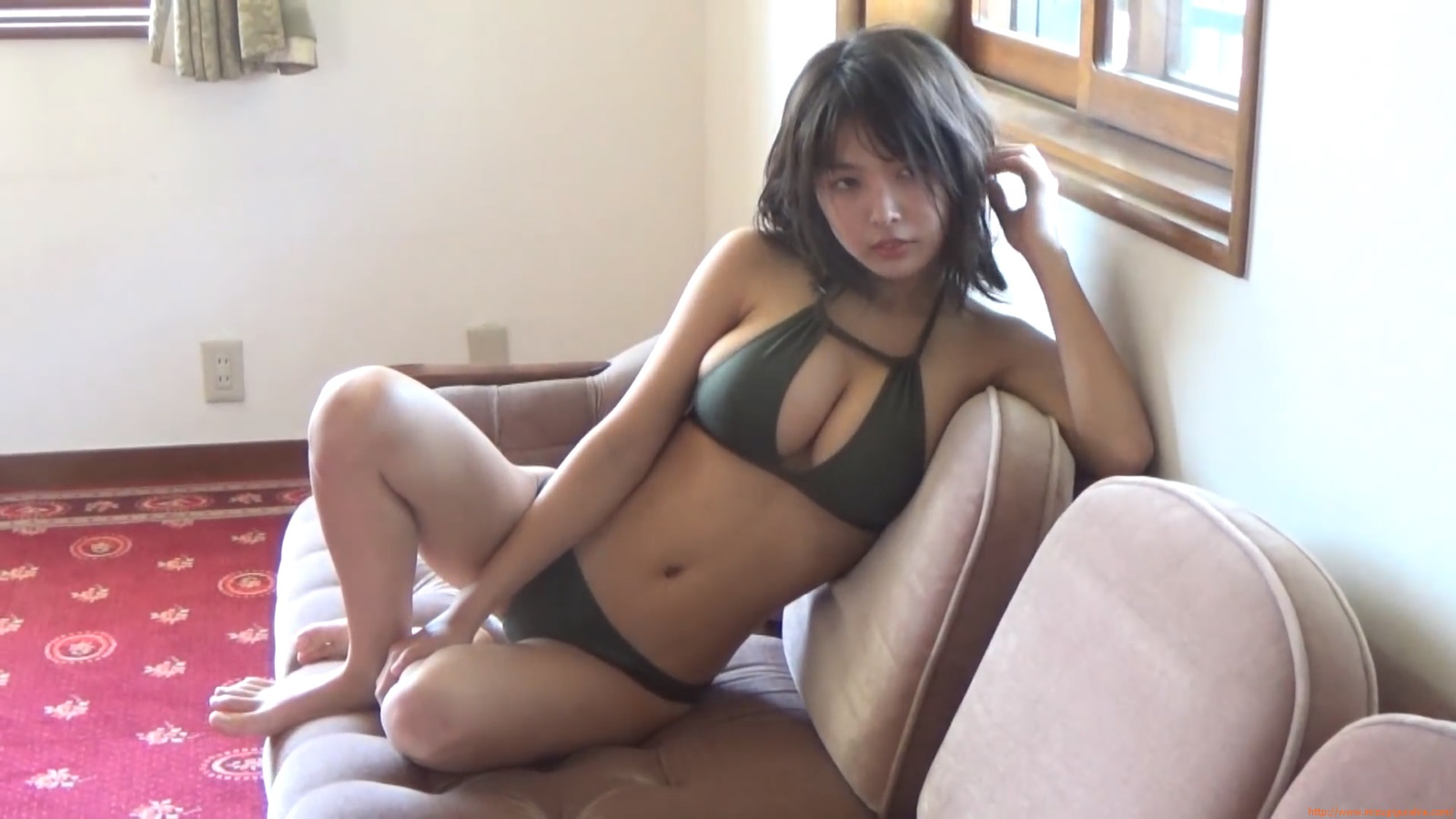The gravure that makes all Japan cheer up Rio Teramoto 069