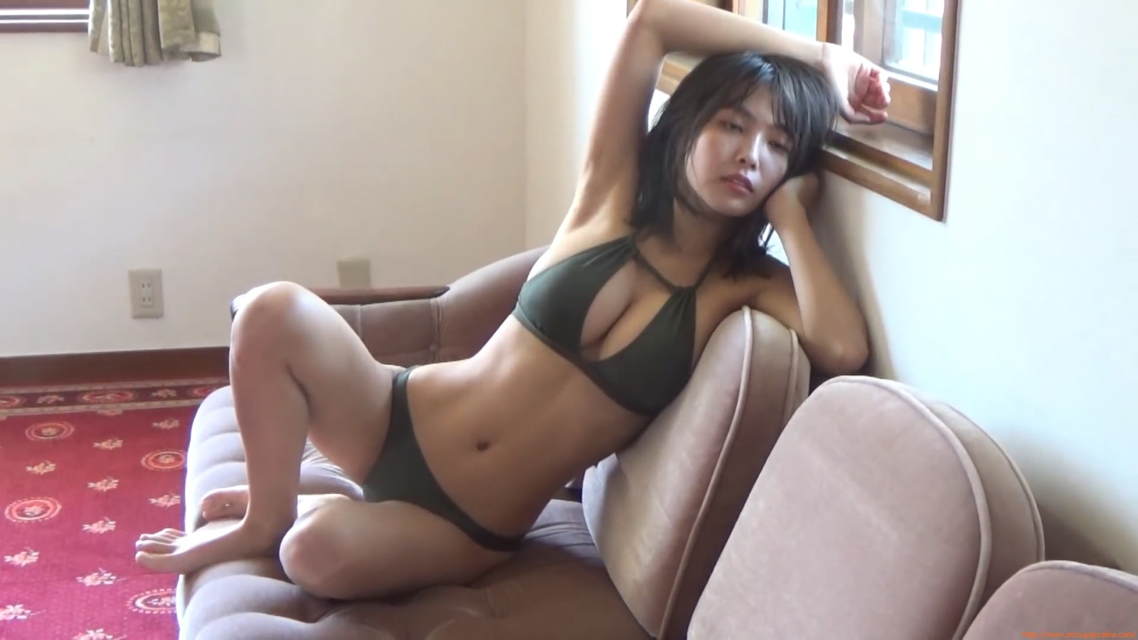 The gravure that makes all Japan cheer up Rio Teramoto 072