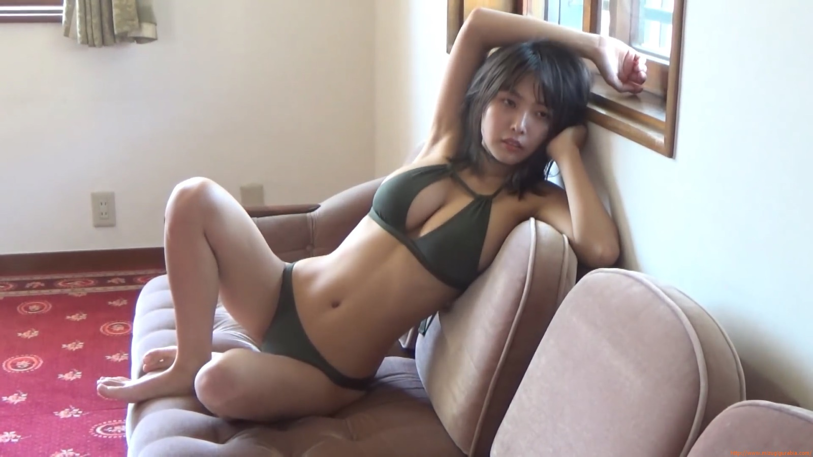 The gravure that makes all Japan cheer up Rio Teramoto 073