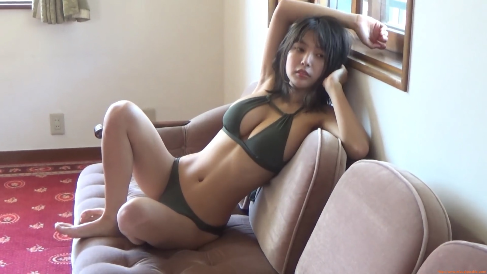 The gravure that makes all Japan cheer up Rio Teramoto 074