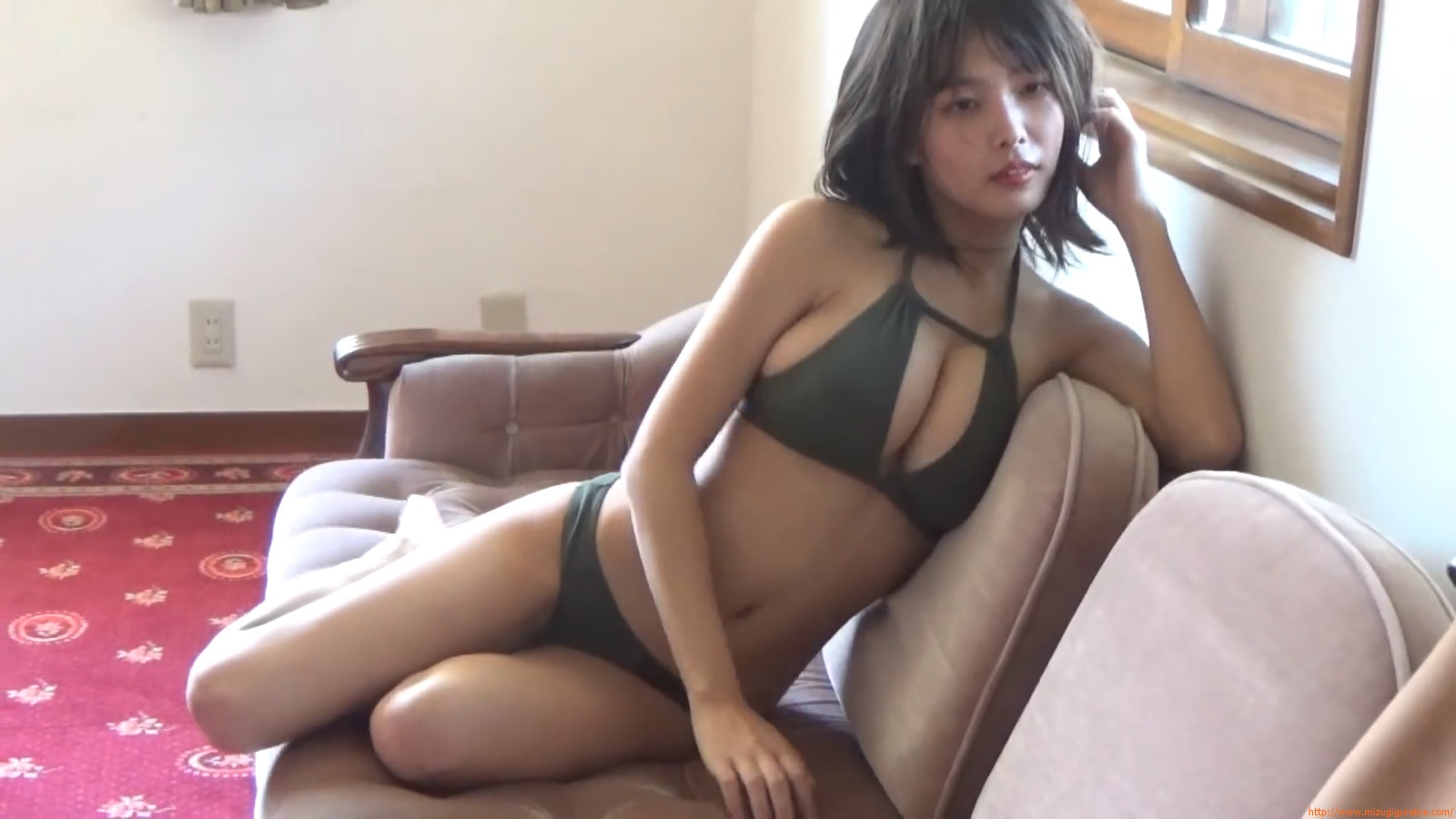 The gravure that makes all Japan cheer up Rio Teramoto 078