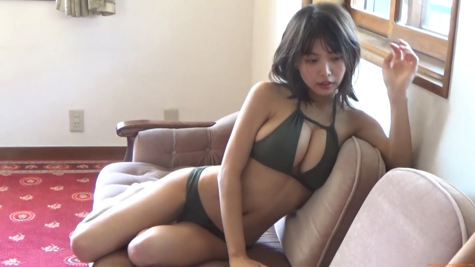 The gravure that makes all Japan cheer up Rio Teramoto 079