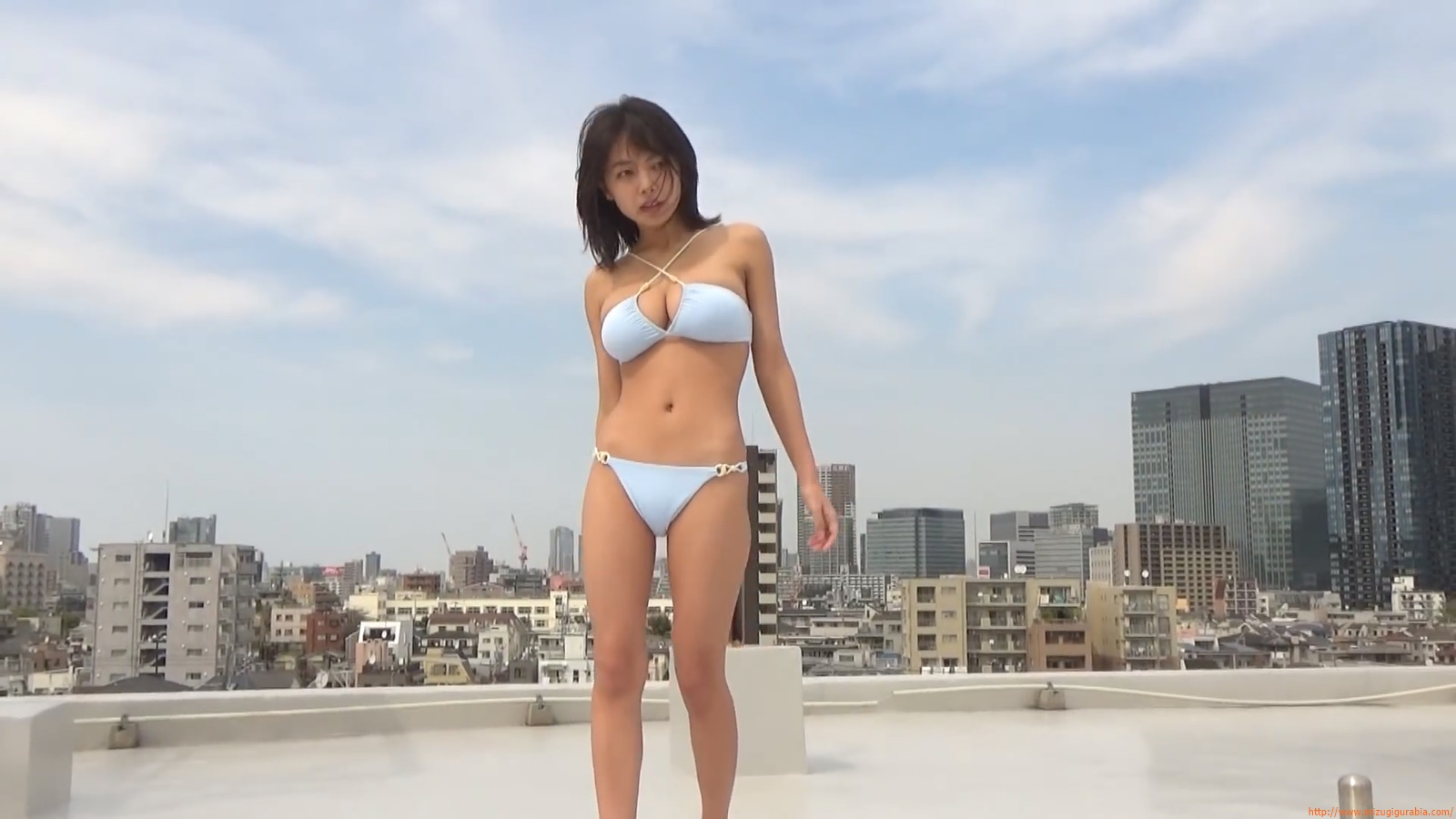 The gravure that makes all Japan cheer up Rio Teramoto 116