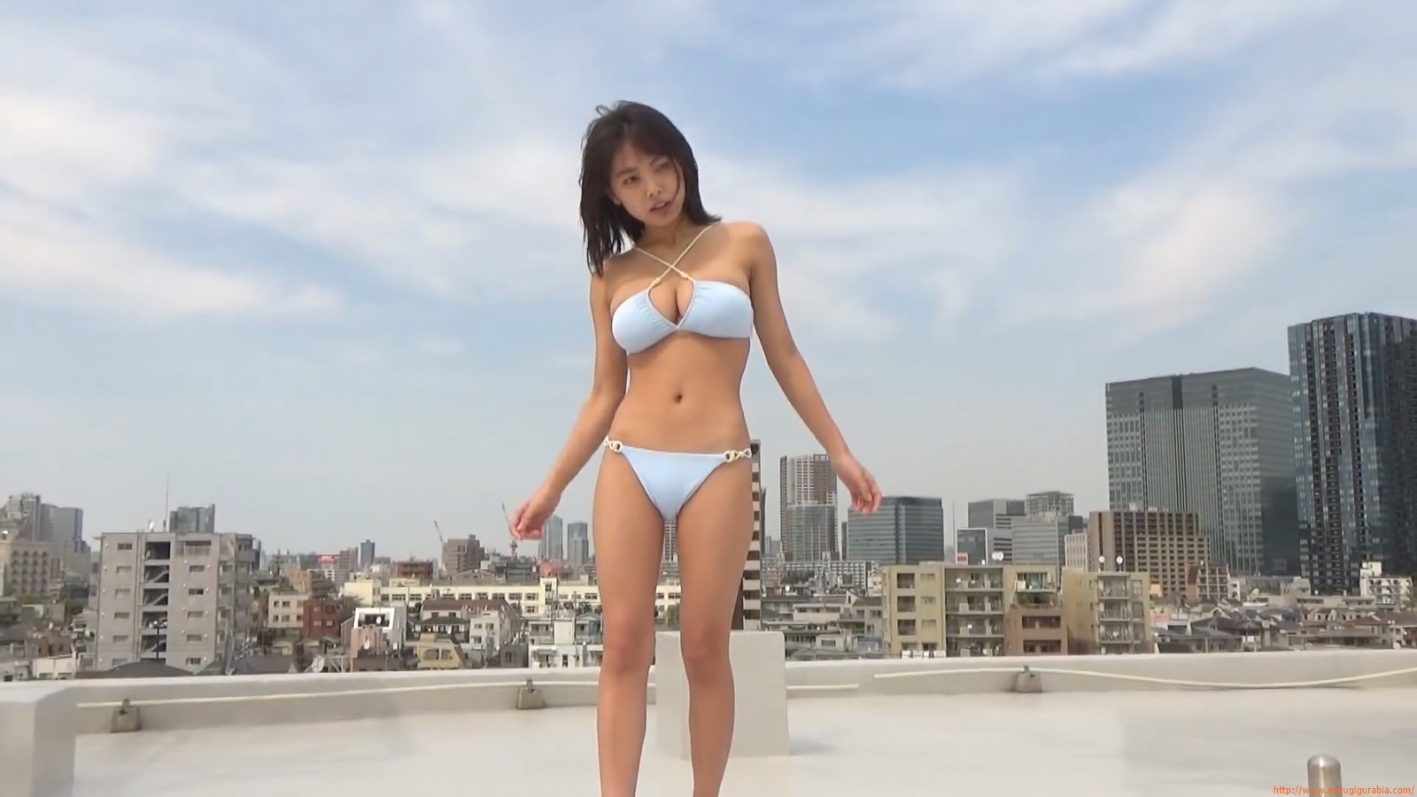 The gravure that makes all Japan cheer up Rio Teramoto 121