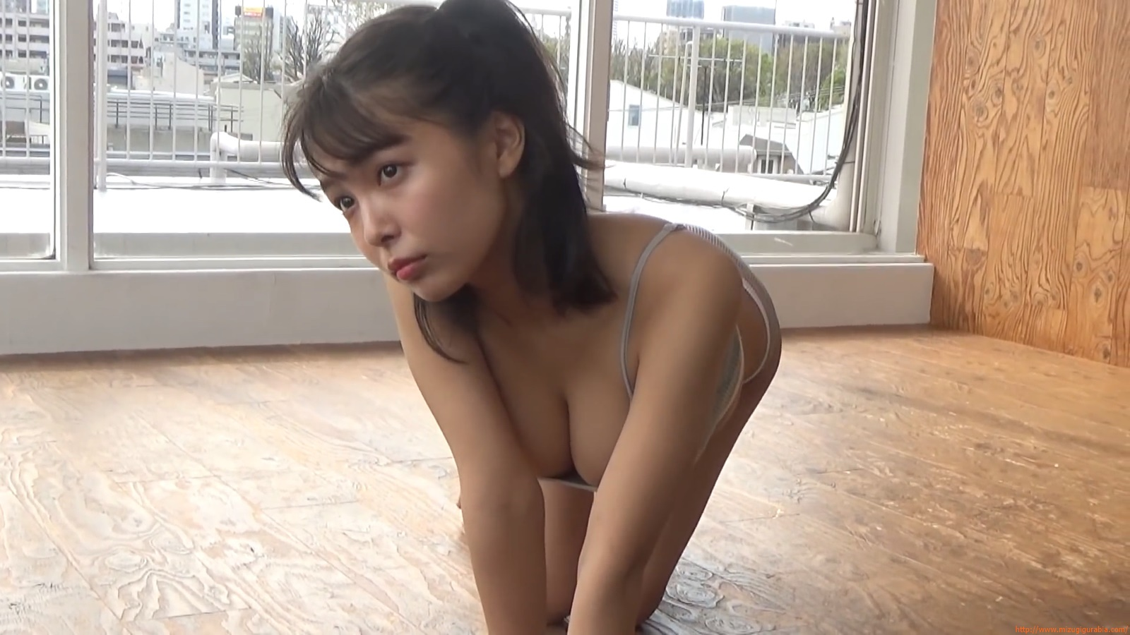 The gravure that makes all Japan cheer up Rio Teramoto 177