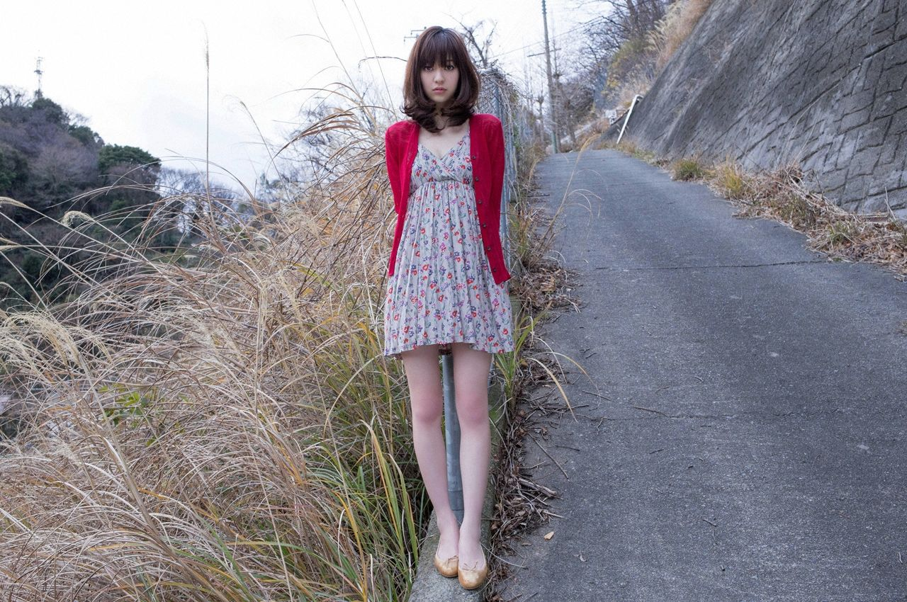 A little bit of a dangerous temptation to be misled by Kiho Niwa081