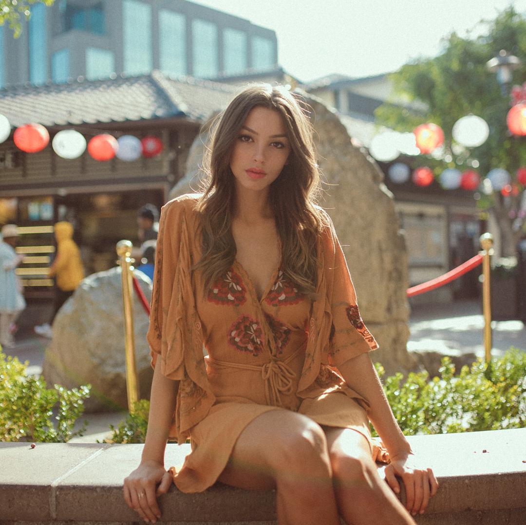 Too beautiful American model Celine Farrakhan037