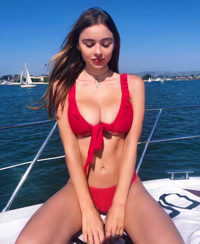 USA Model Beautiful Instagrammer Sophie Mudd010