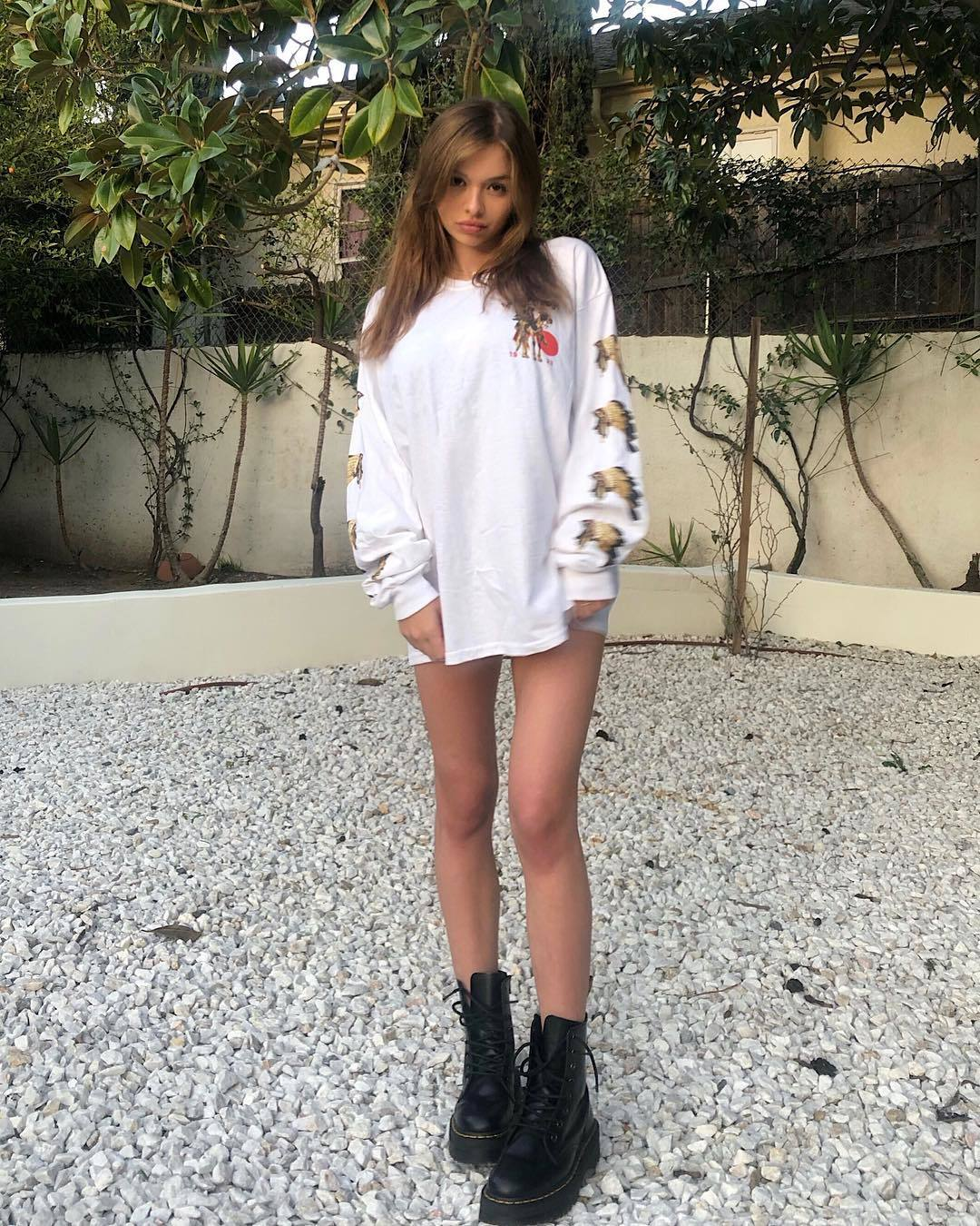 USA Model Beautiful Instagrammer Sophie Mudd033