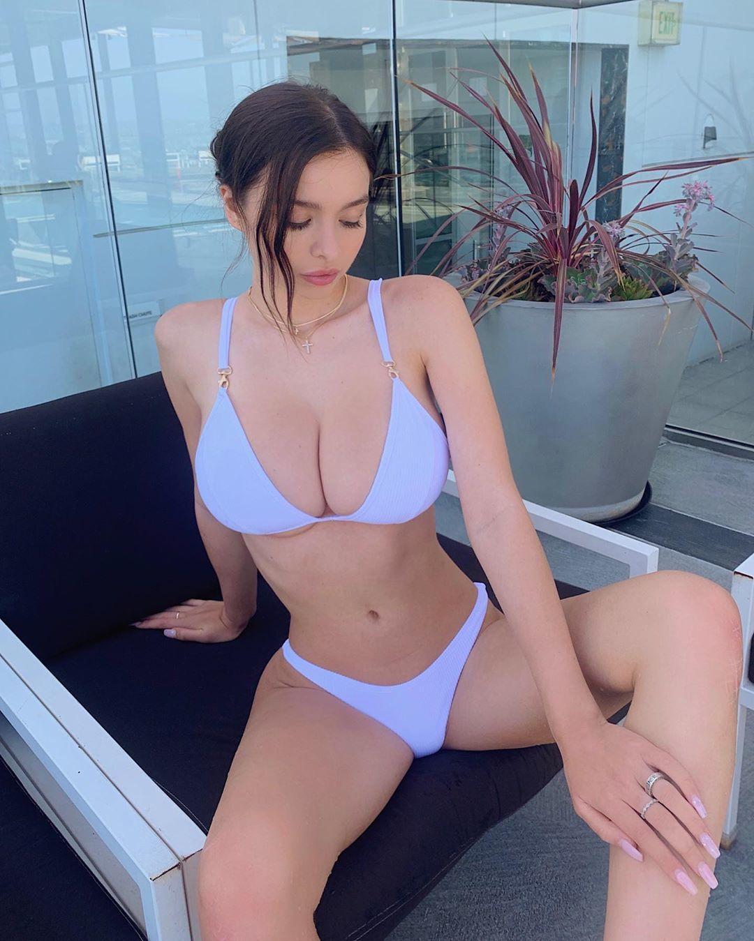 USA Model Beautiful Instagrammer Sophie Mudd047