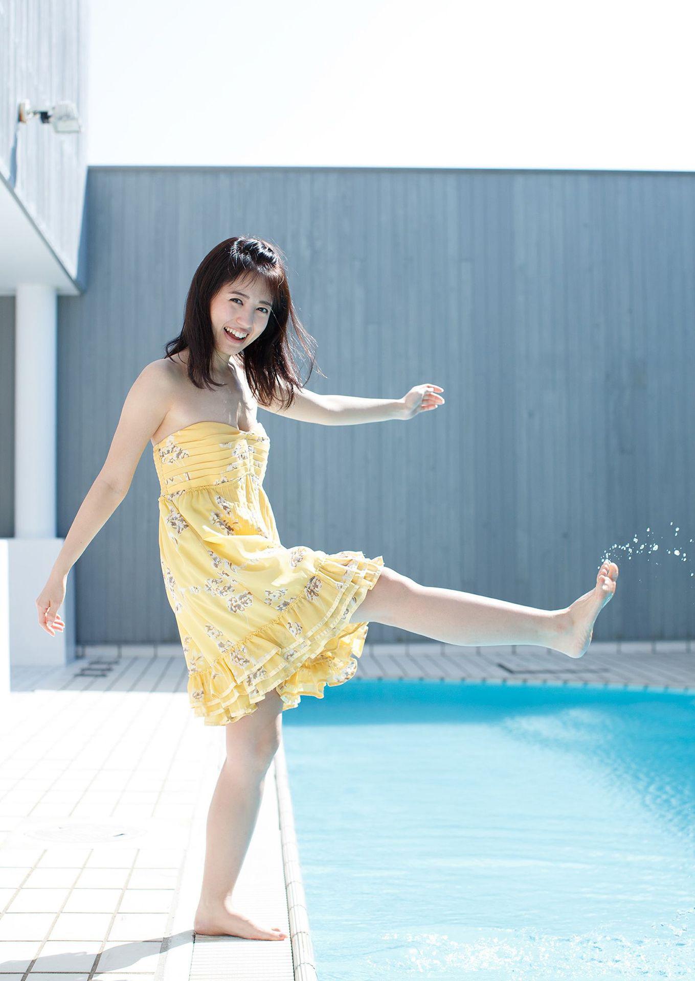 Voice actor Rikako Oita007