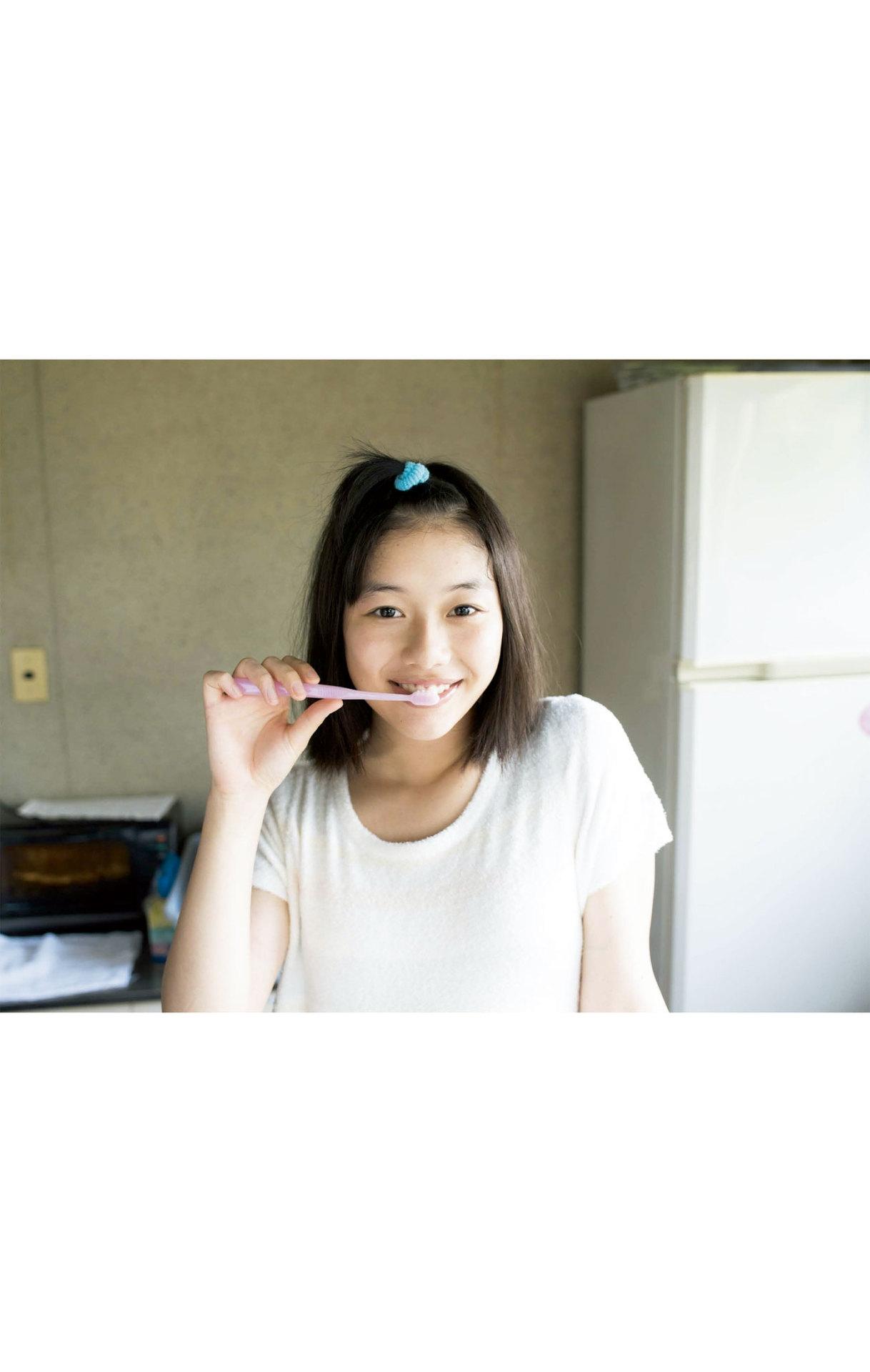 Summer Vacation Uniform After School Youth Bikini012