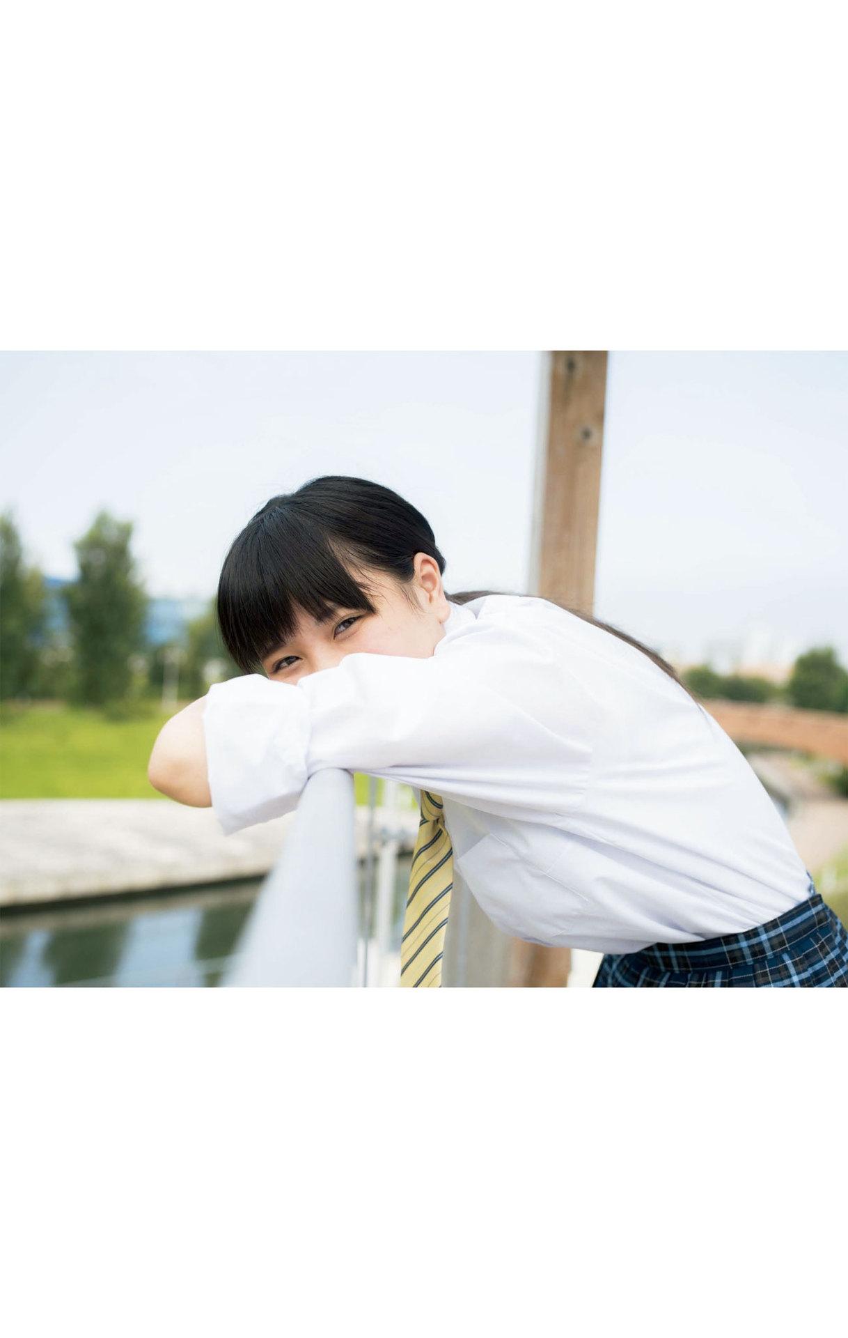 Summer Vacation Uniform After School Youth Bikini034