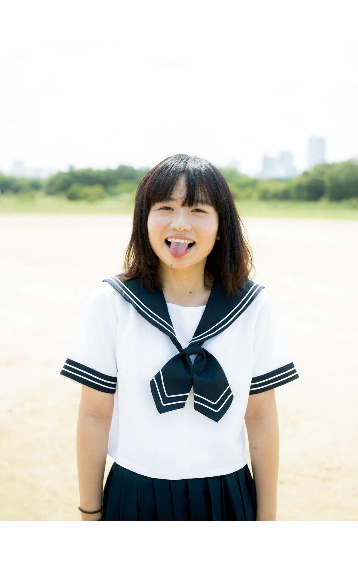 Summer Vacation Uniform After School Youth Bikini040