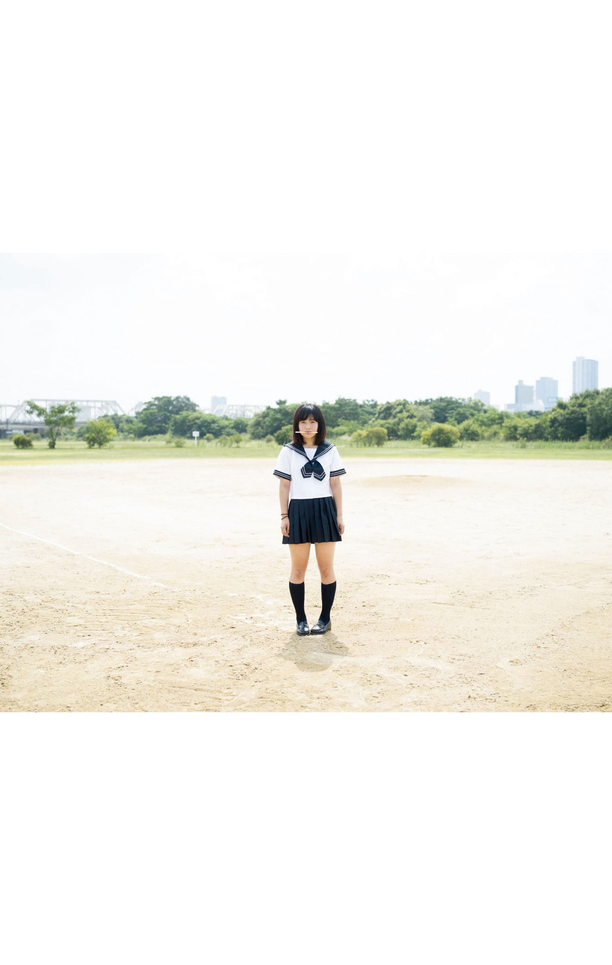 Summer Vacation Uniform After School Youth Bikini039