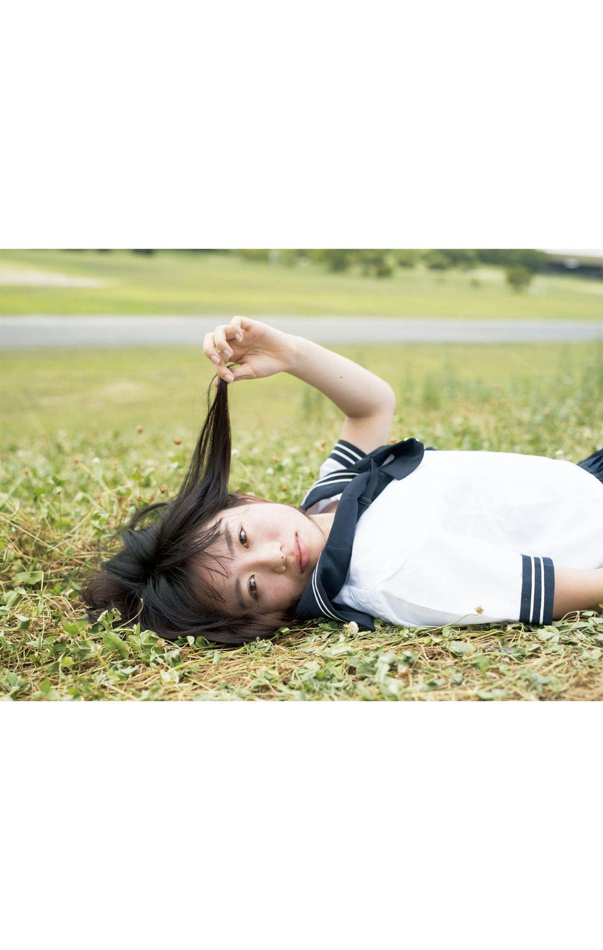 Summer Vacation Uniform After School Youth Bikini047