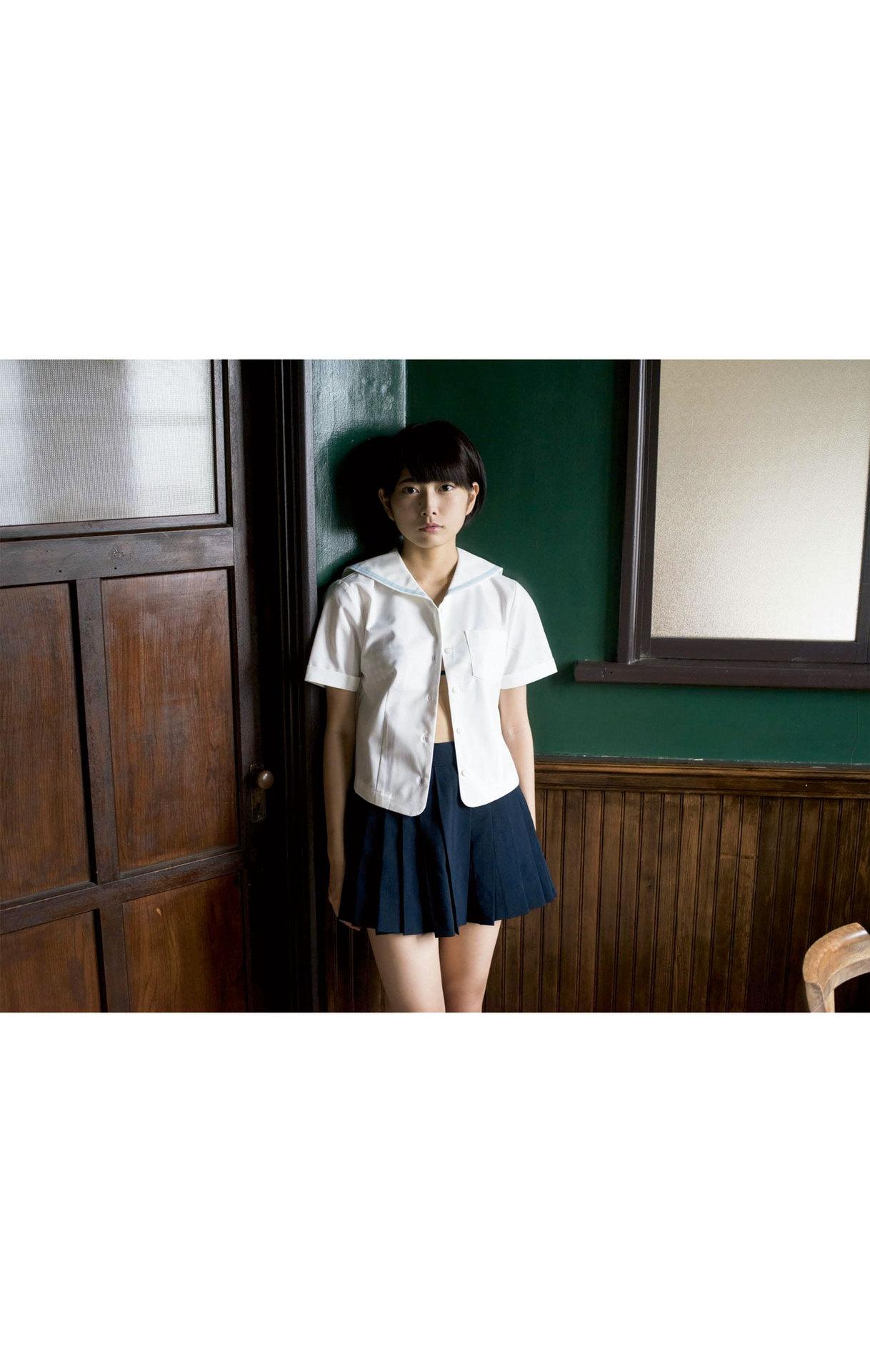 Summer Vacation Uniform After School Youth Bikini057