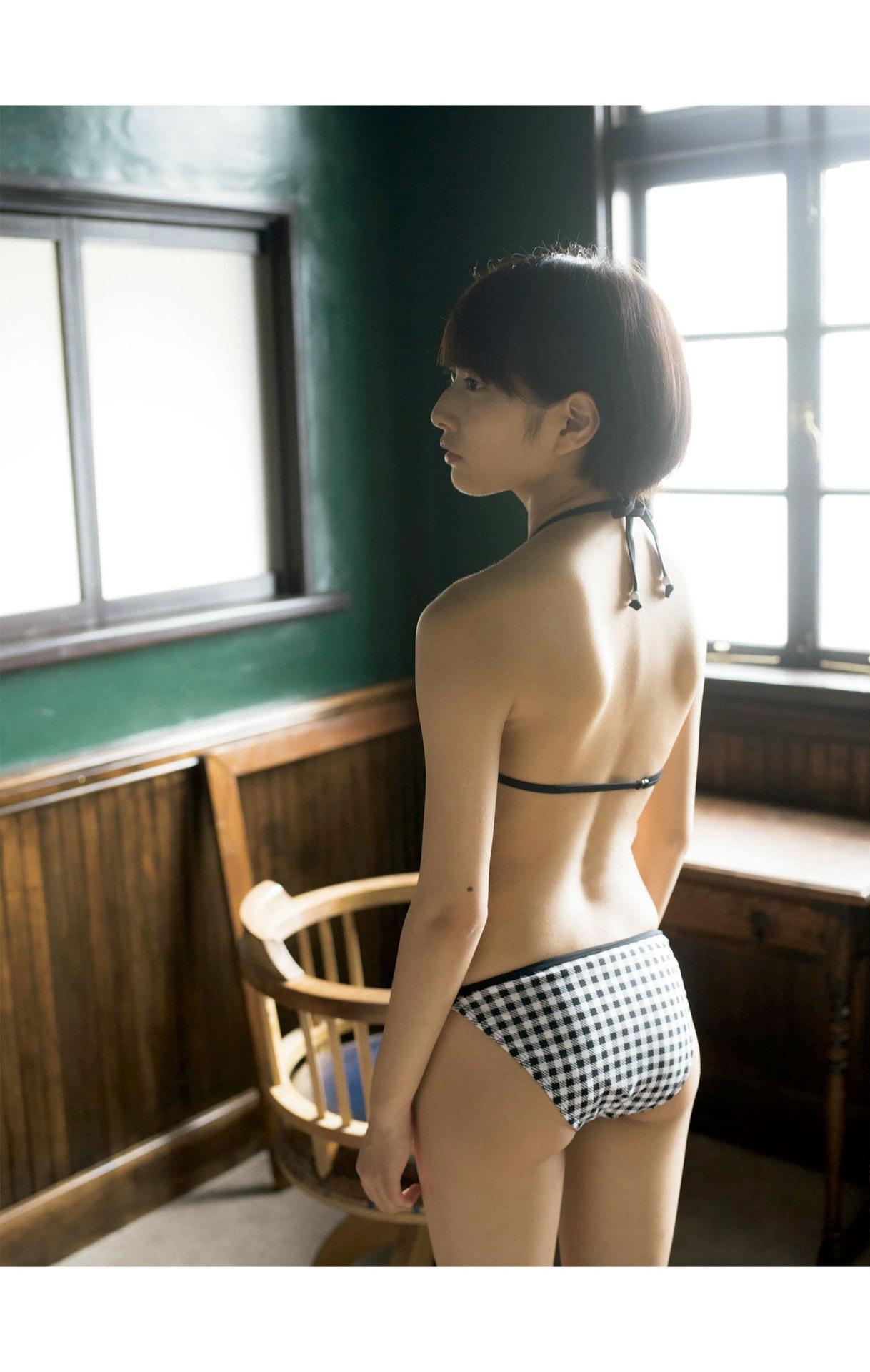 Summer Vacation Uniform After School Youth Bikini063