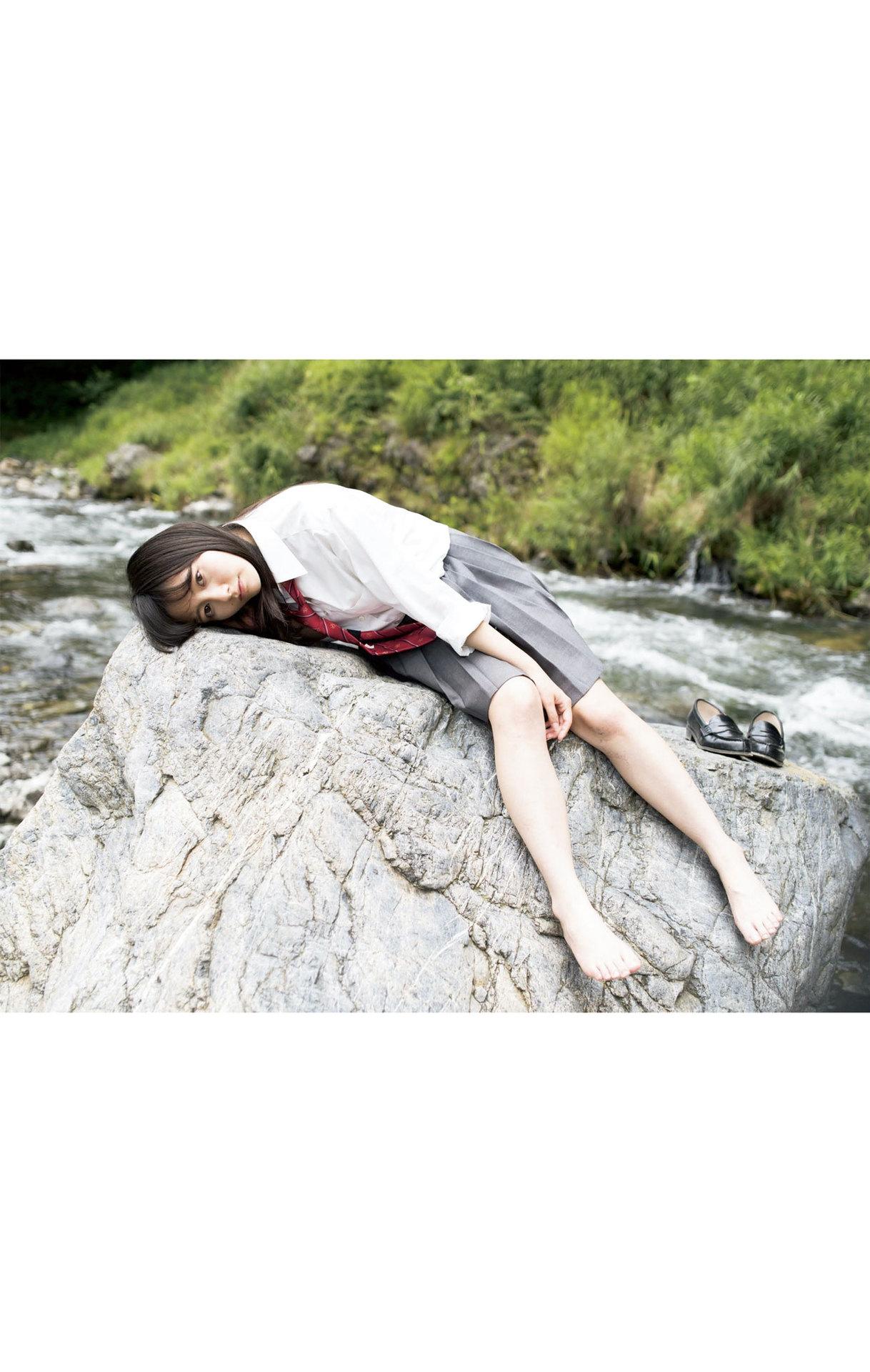 Summer Vacation Uniform After School Youth Bikini069