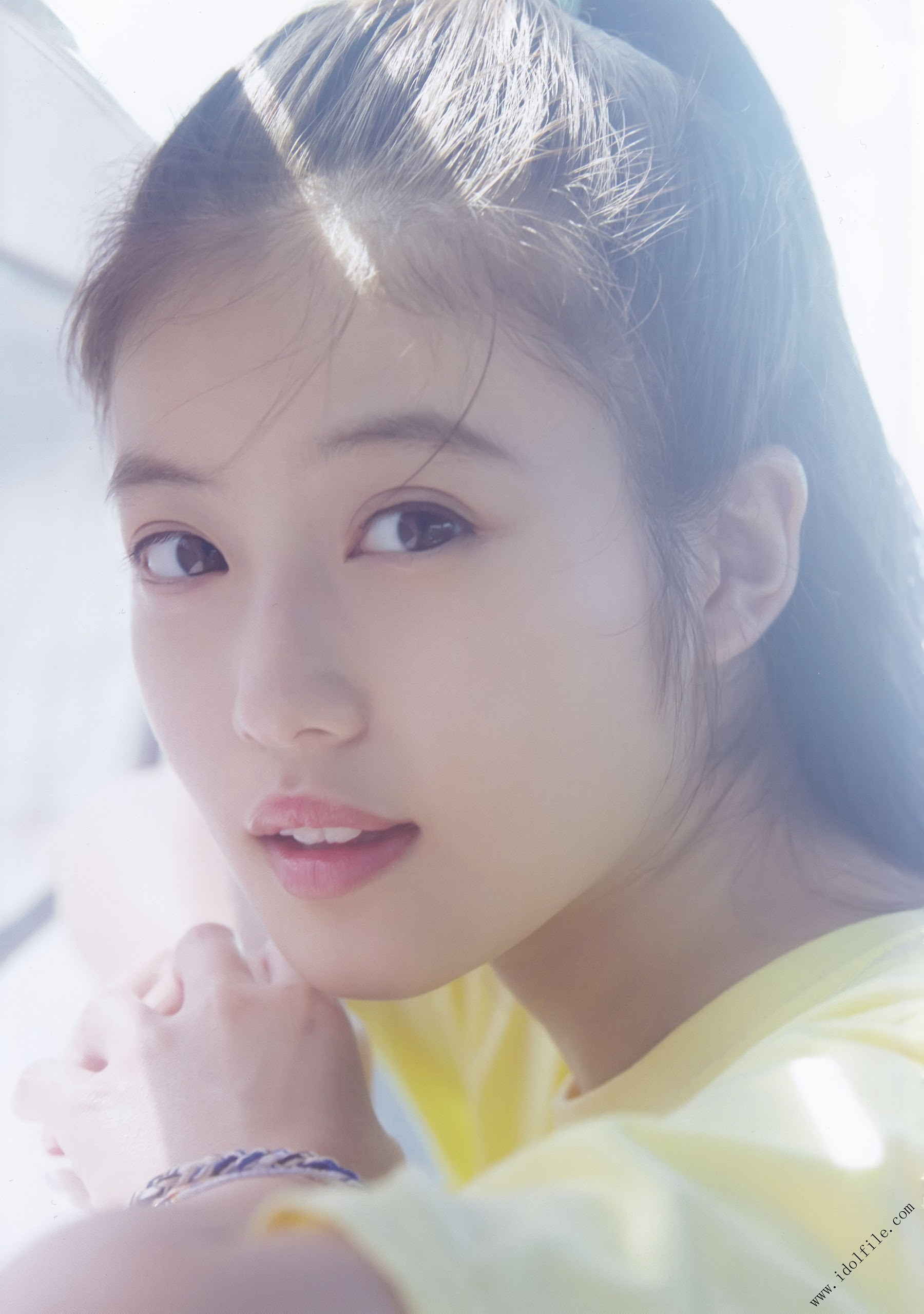 Pretty and beautiful, 22 years old and innocent Moving to the next stage as an actress Mio Imada009