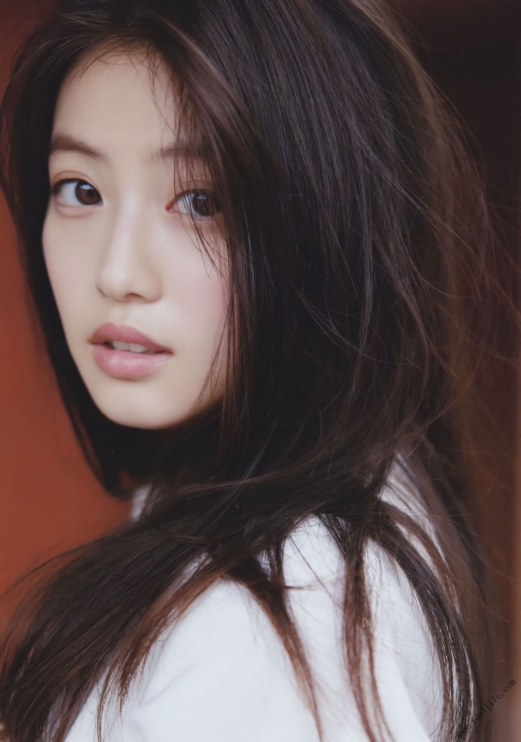 Pretty and beautiful, 22 years old and innocent Moving to the next stage as an actress Mio Imada019
