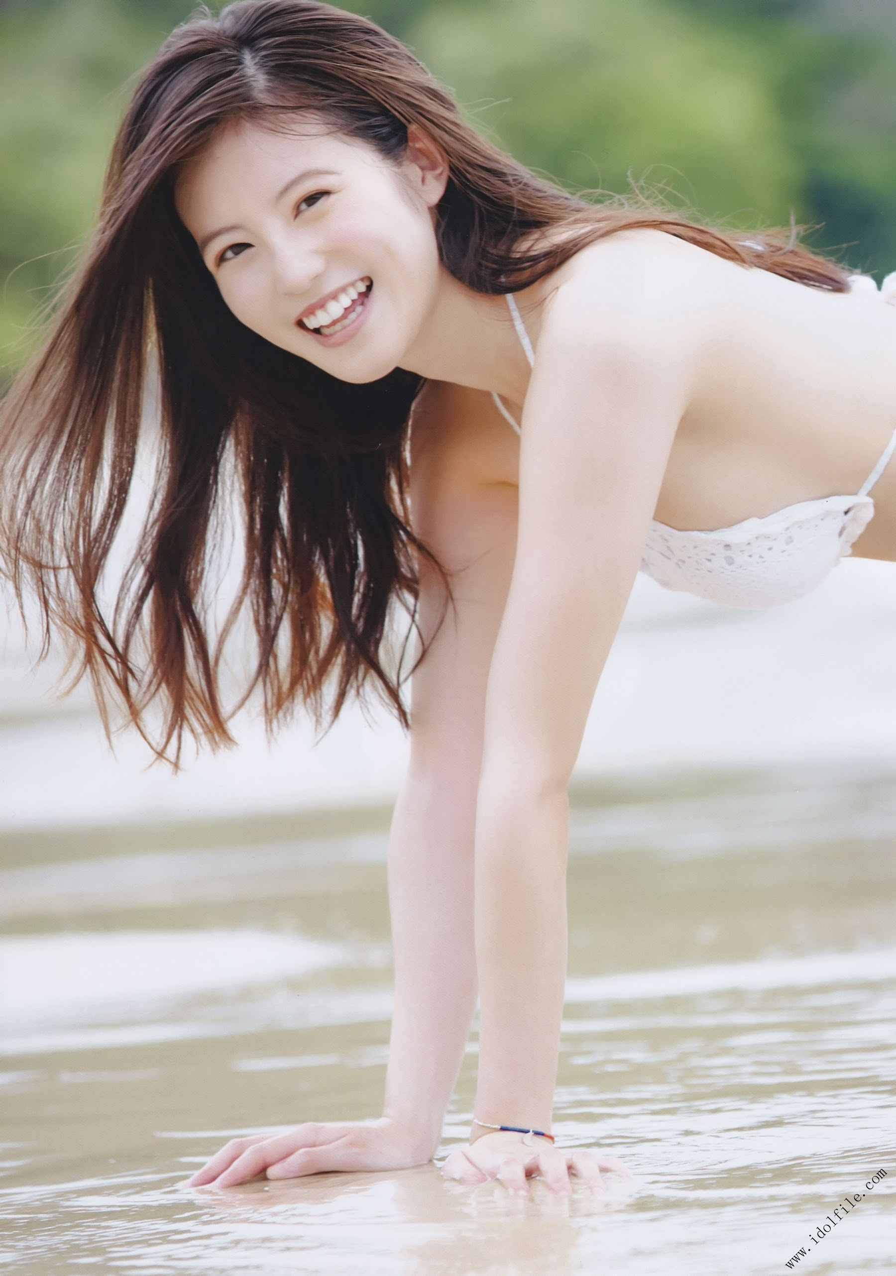Pretty and beautiful, 22 years old and innocent Moving to the next stage as an actress Mio Imada031