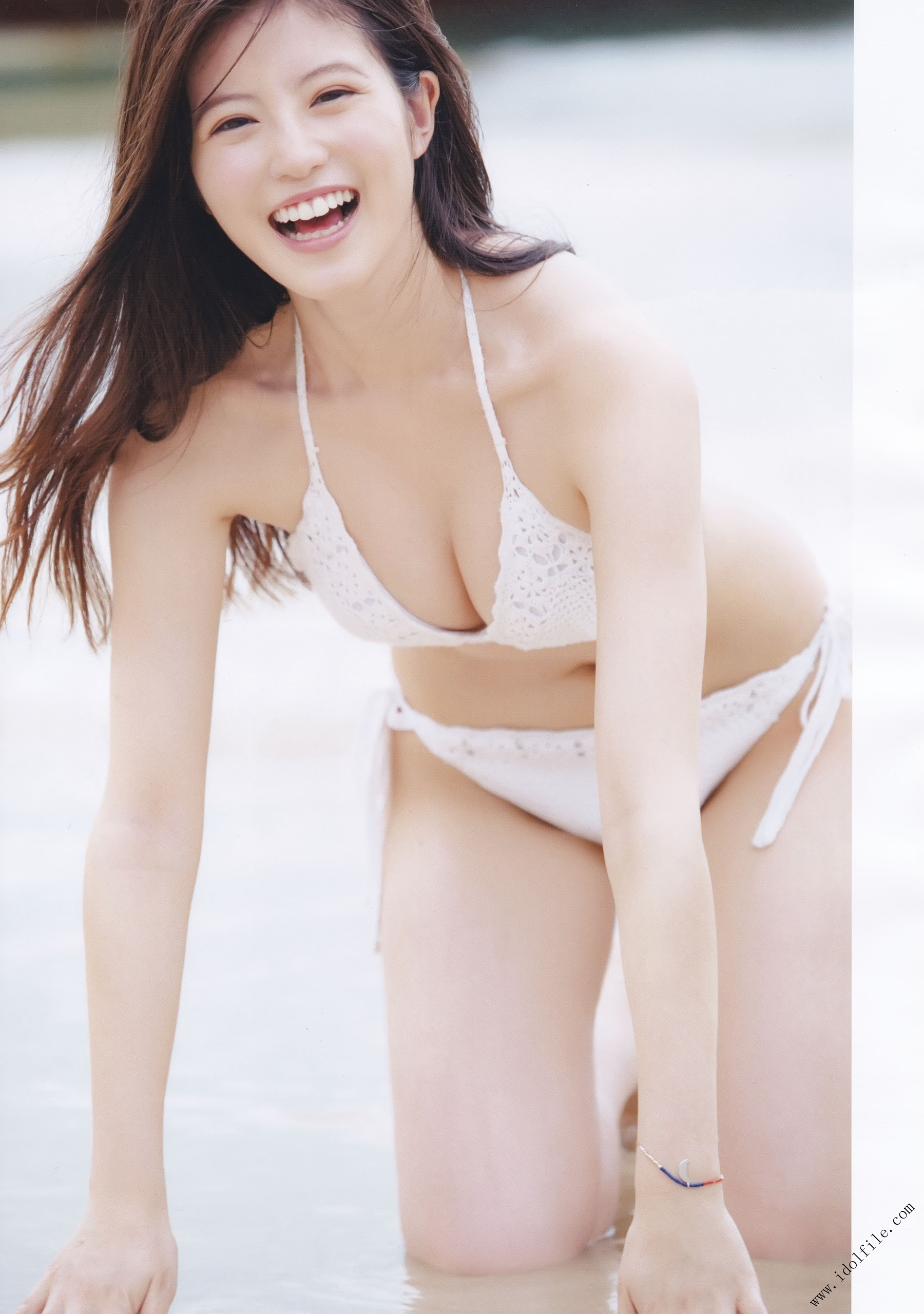 Pretty and beautiful, 22 years old and innocent Moving to the next stage as an actress Mio Imada033