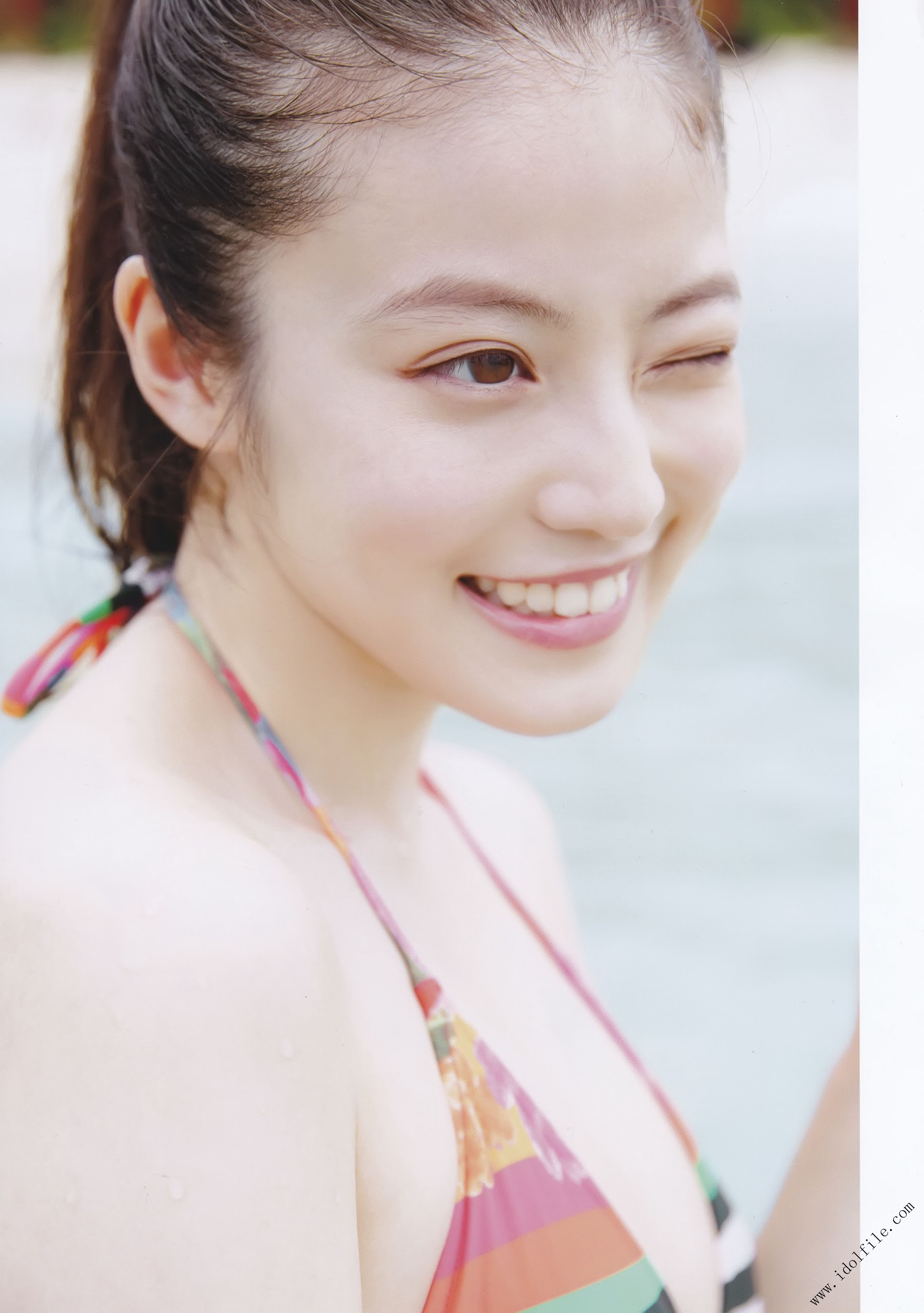 Pretty and beautiful, 22 years old and innocent Moving to the next stage as an actress Mio Imada089