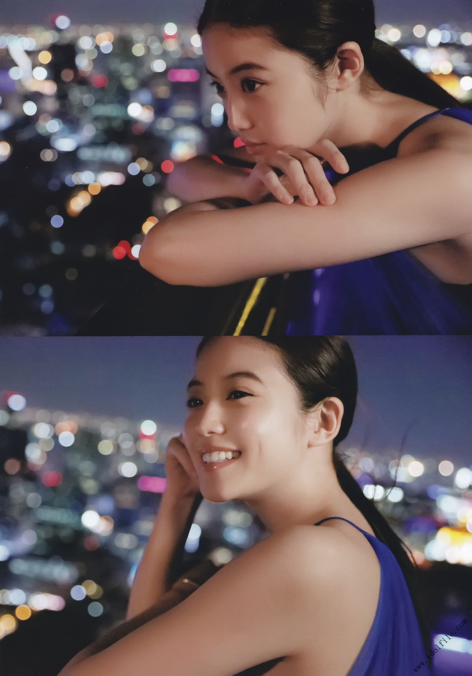 Pretty and beautiful, 22 years old and innocent Moving to the next stage as an actress Mio Imada134