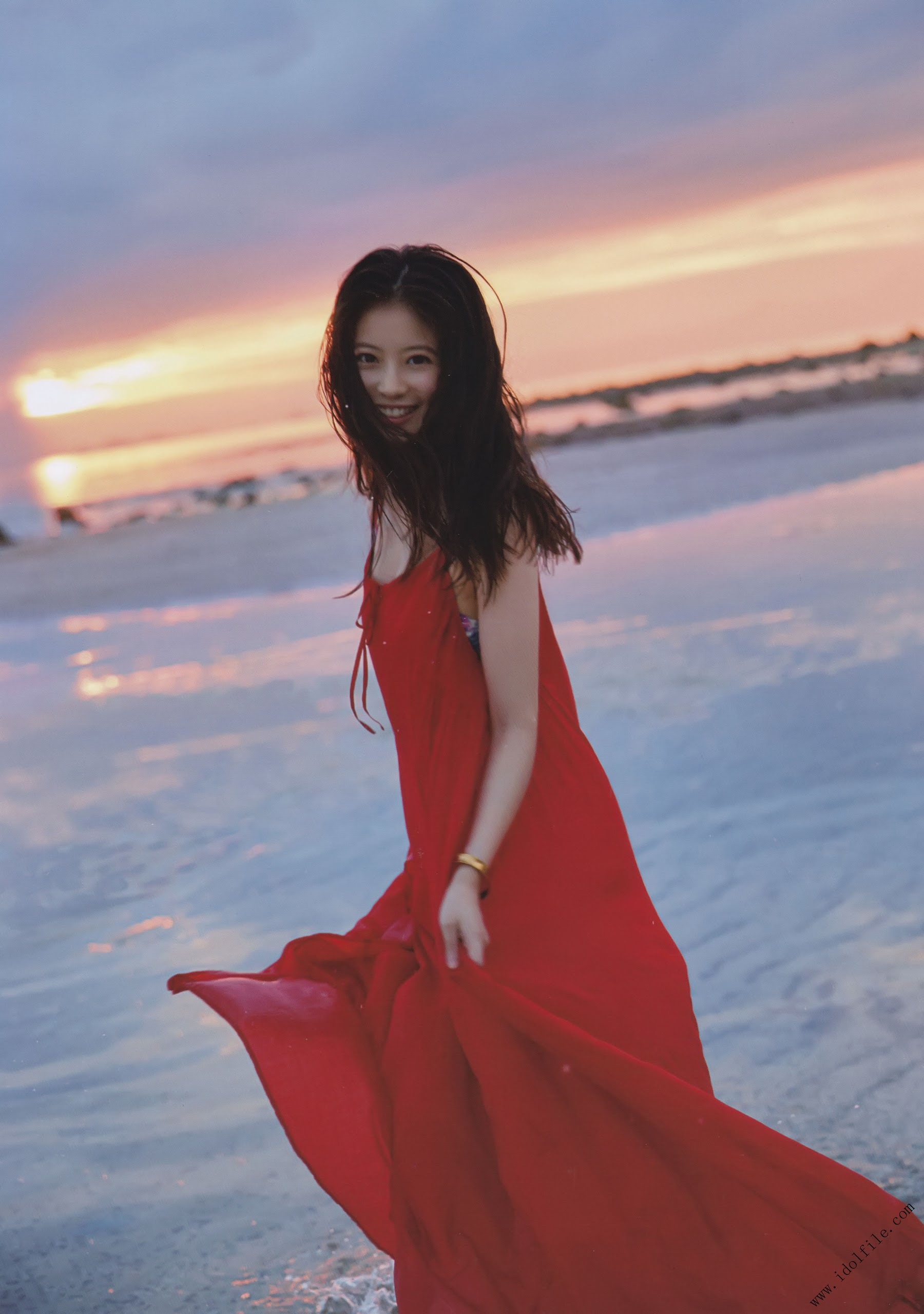 Pretty and beautiful, 22 years old and innocent Moving to the next stage as an actress Mio Imada147