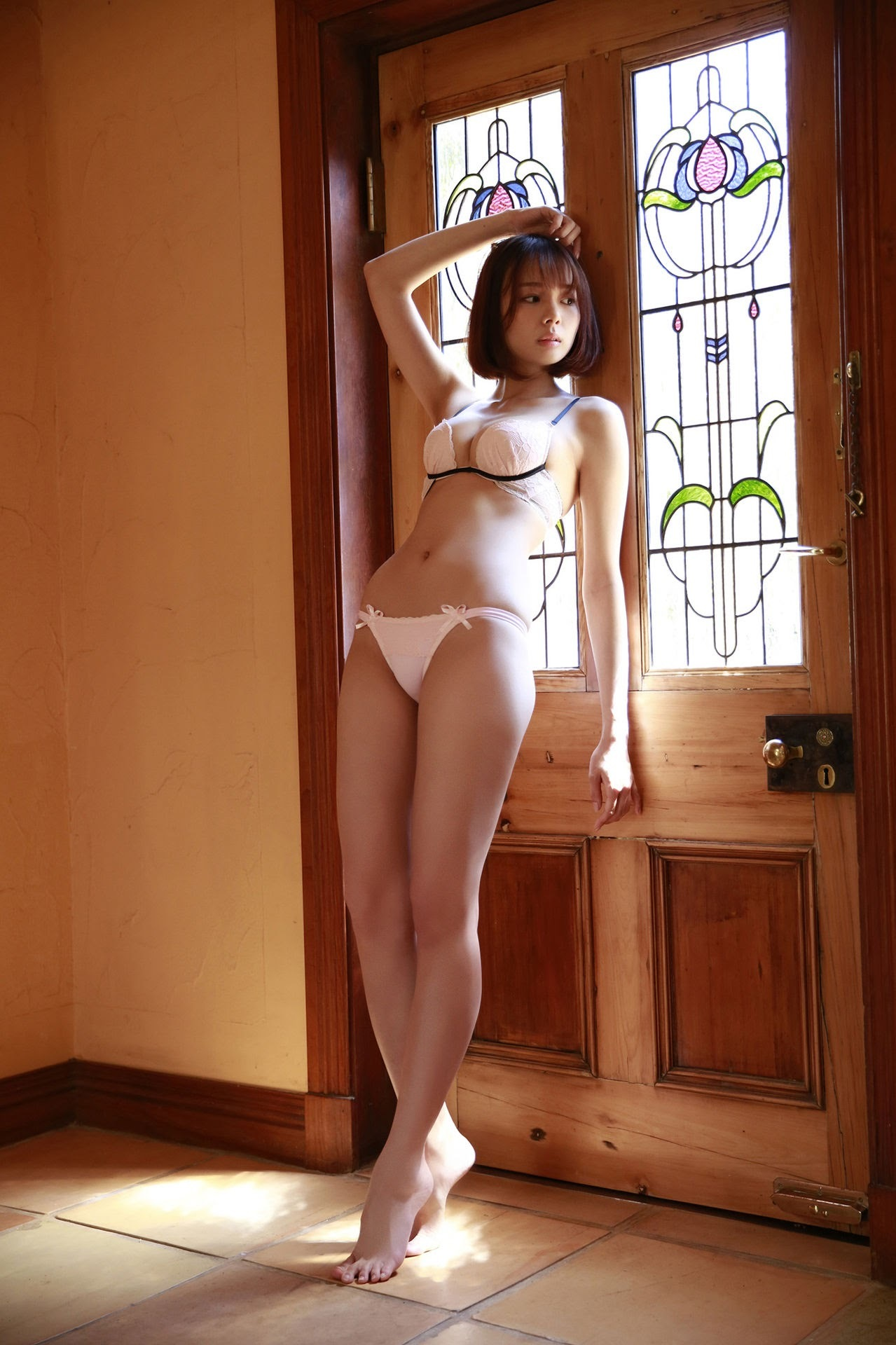 23 years old Shaka Okada, who is also a professional mahjong player034